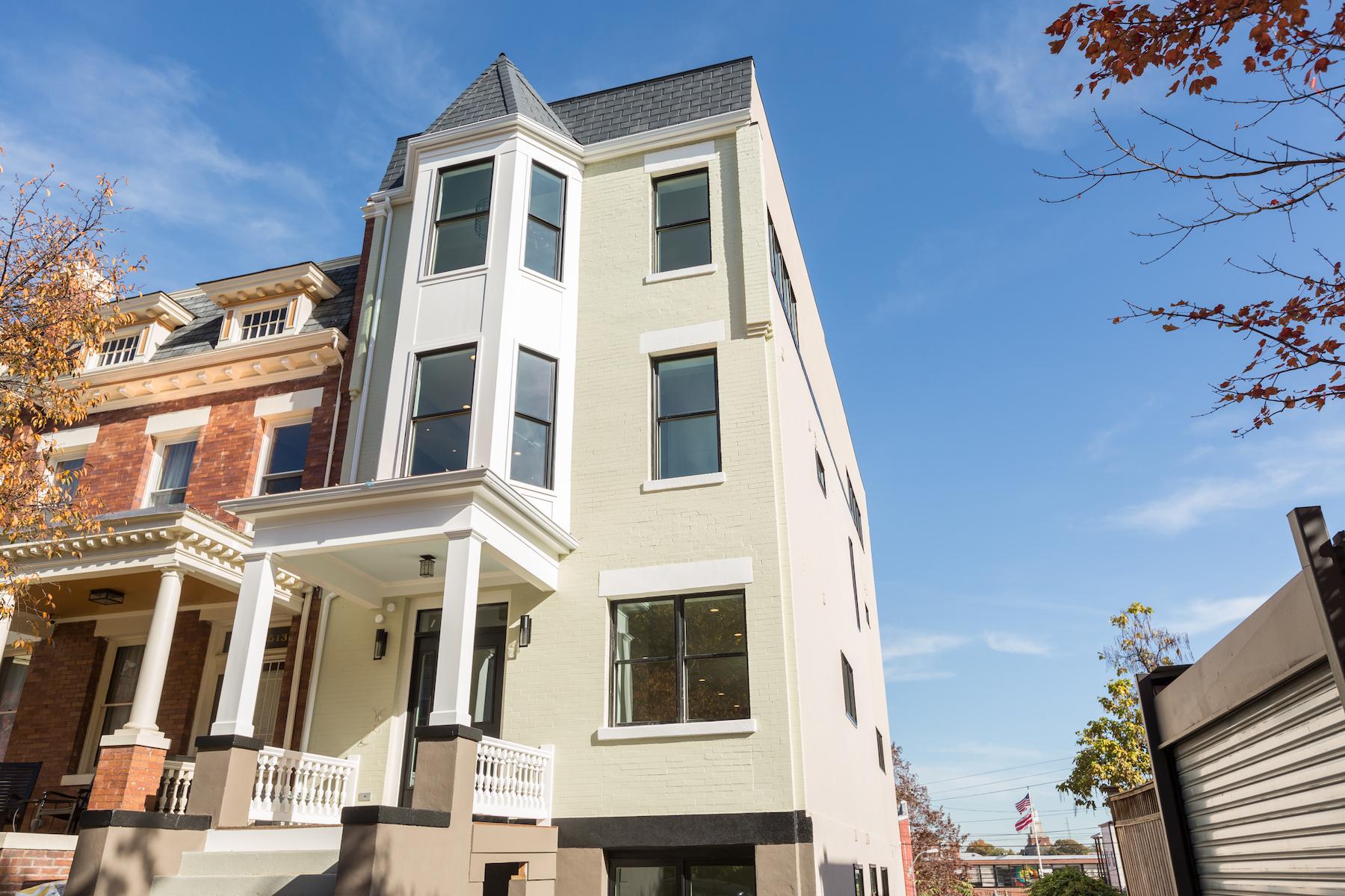 共管式独立产权公寓 为 销售 在 2511 12th Street NW Unit 1 2511 12th Street Nw 1 华盛顿市, 哥伦比亚特区, 20009 美国