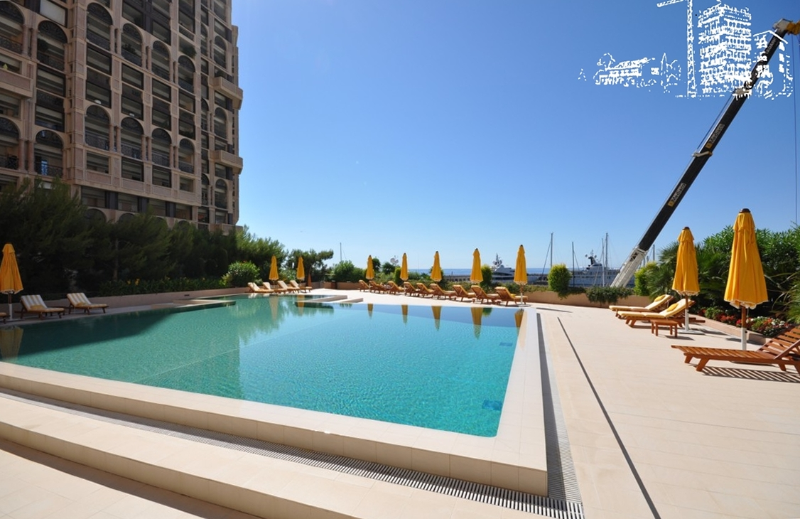Apartment for Sale at Les Terrasses du Port, stunning family apartment Monte Carlo, Monte Carlo 98000 Monaco