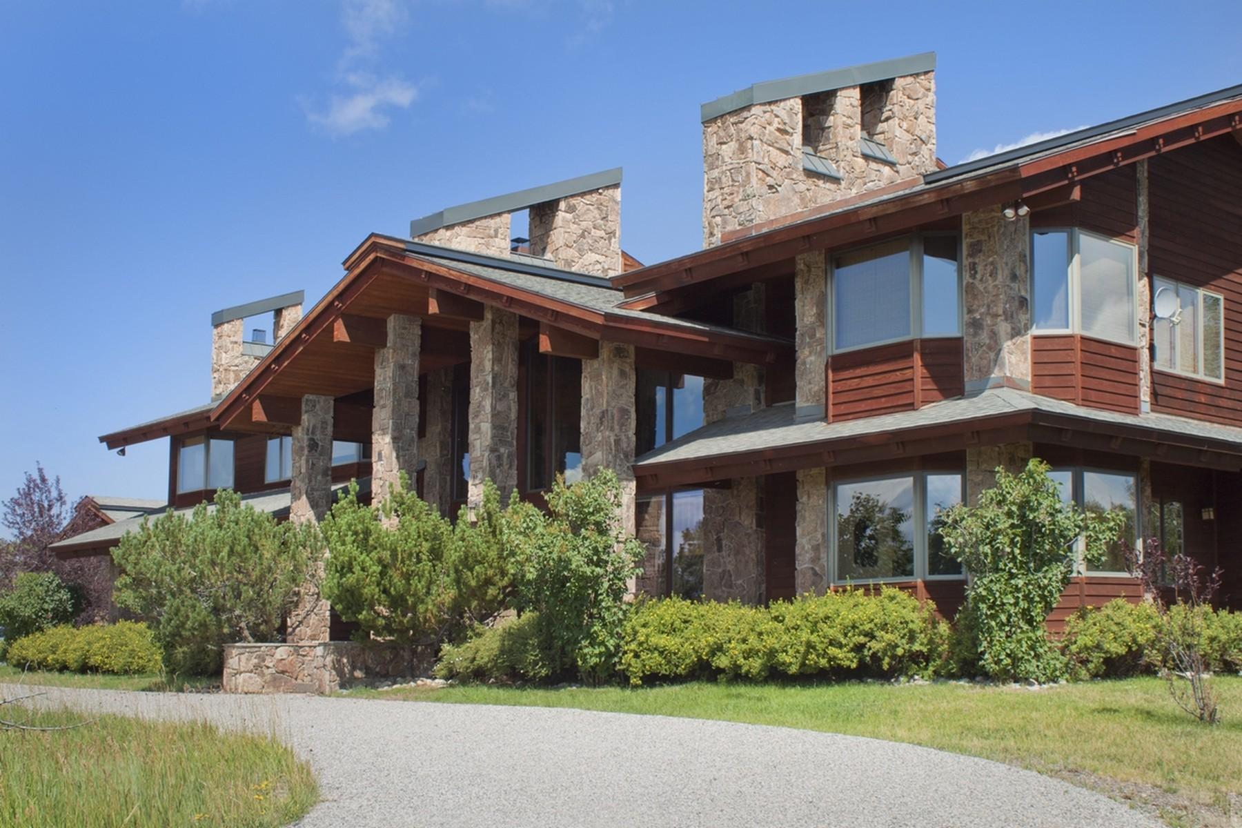 Einfamilienhaus für Verkauf beim Big Valley Ranch 29205 Big Valley Dr. Steamboat Springs, Colorado, 80487 Vereinigte Staaten