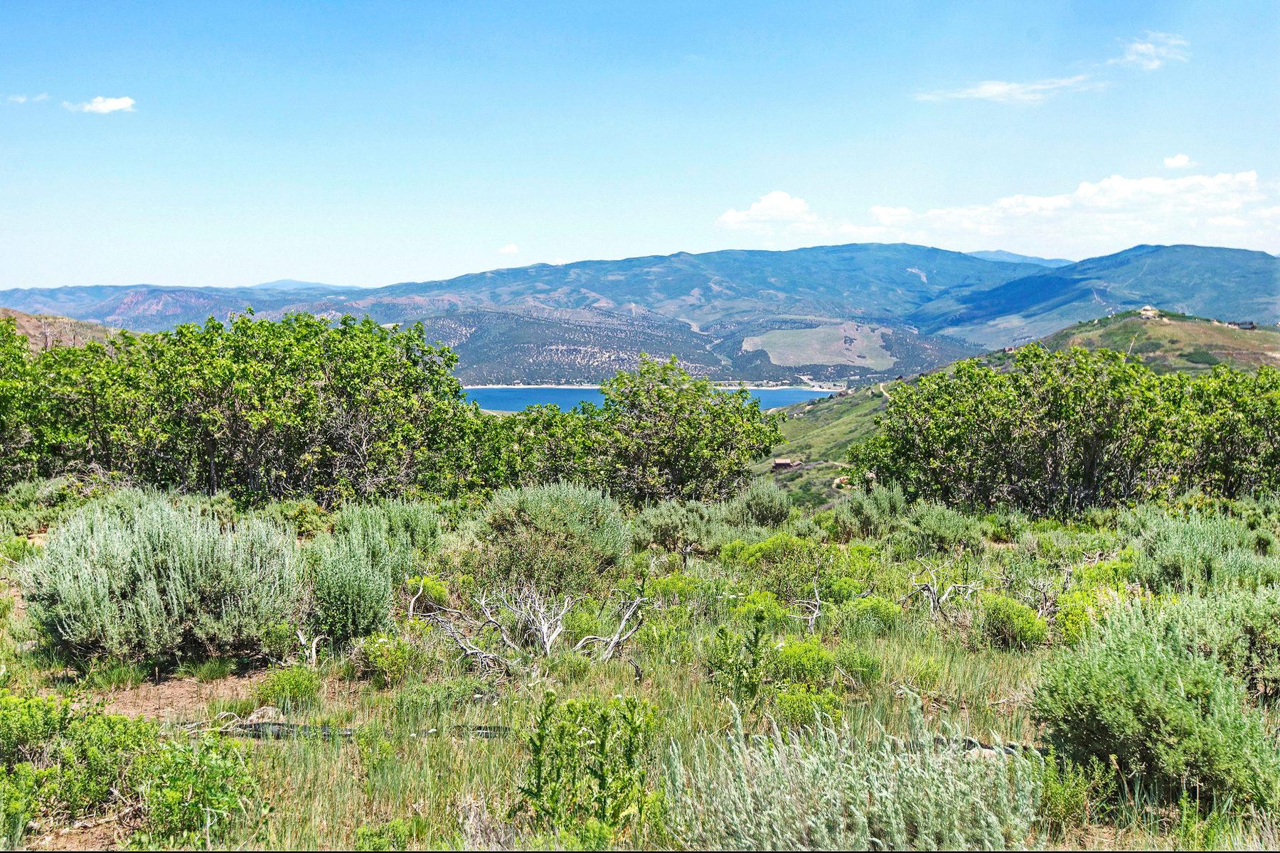 Terreno por un Venta en Promontory Summit Homesite 8774 Last Spike Ln Park City, Utah 84098 Estados Unidos