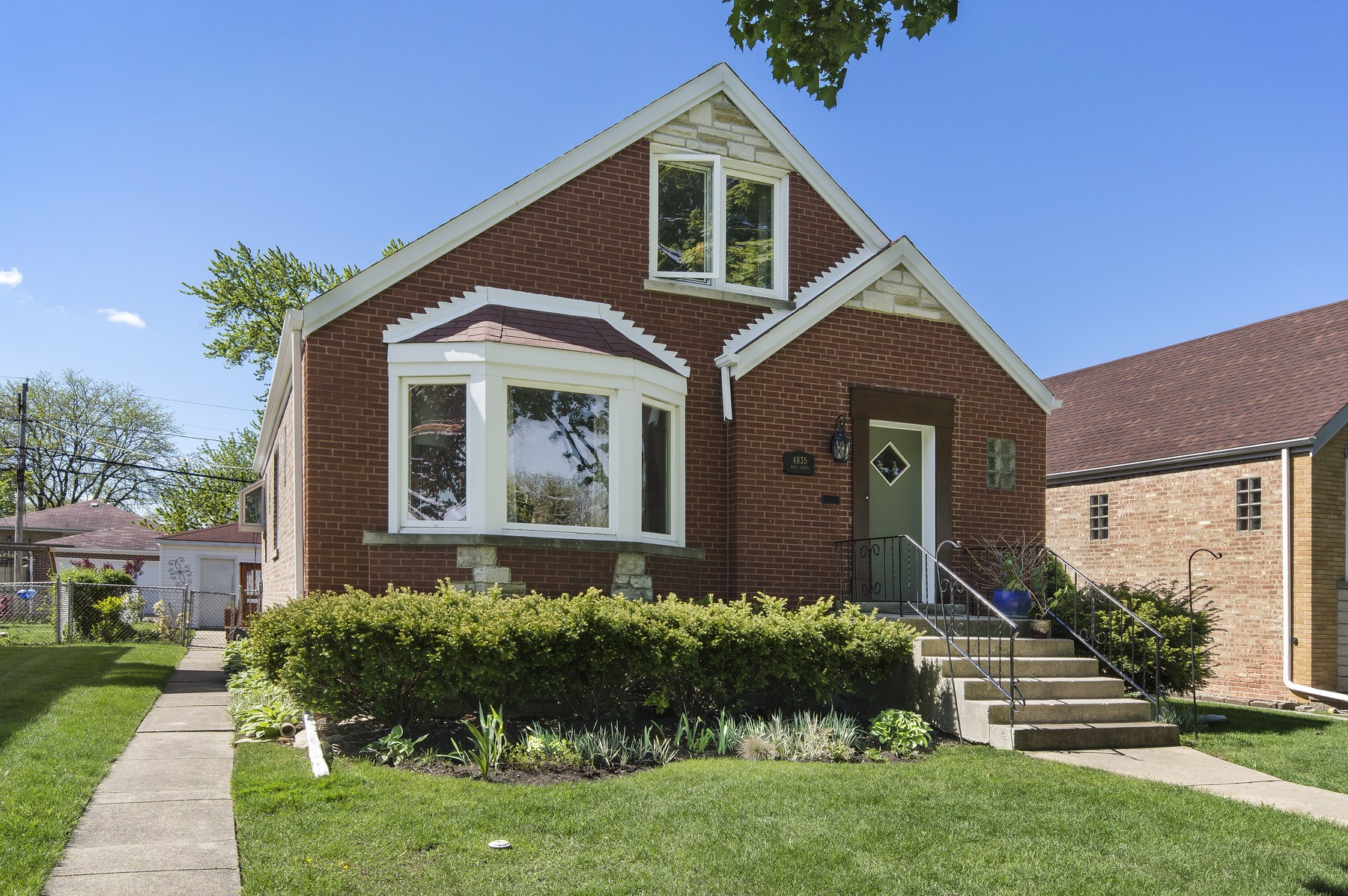 sales property at Recently Updated Skokie Home