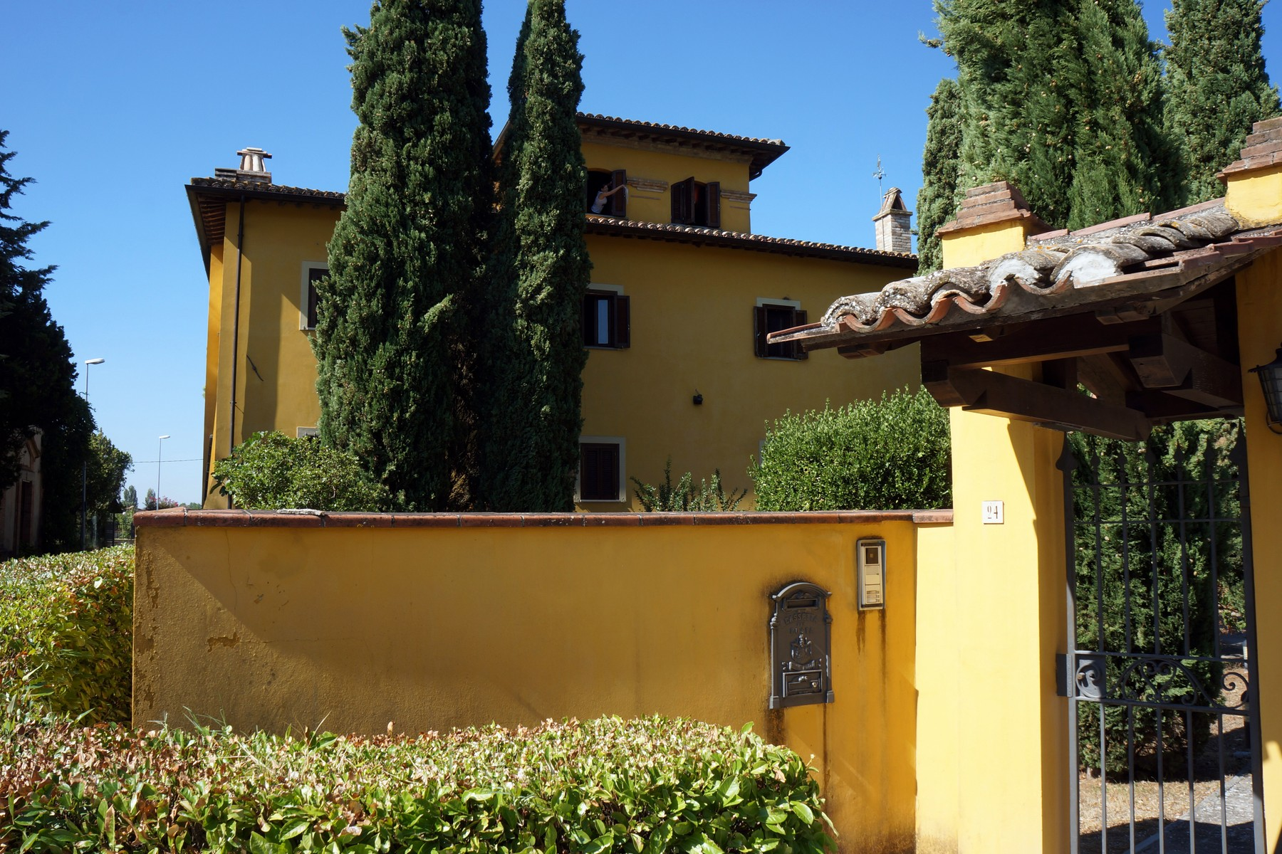 Additional photo for property listing at Charming Villa close to Assisi Via Bastia Assisi, Perugia 06081 Italien
