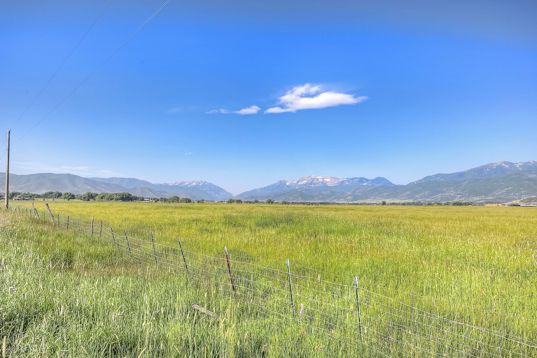 Terreno per Vendita alle ore Serene 20 Acre Parcel in Heber Valley 650 West 1200 North Heber City, Utah 84032 Stati Uniti