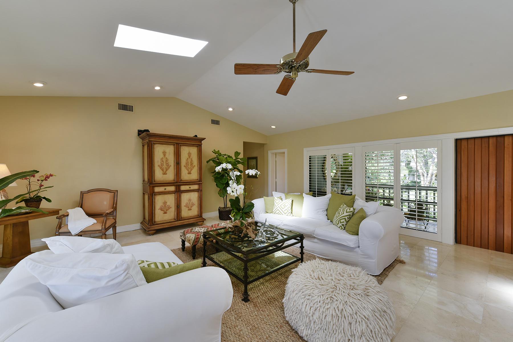 独户住宅 为 销售 在 Golf Course Home at Ocean Reef 39 South Bridge Lane Ocean Reef Community, 拉哥, 佛罗里达州, 33037 美国