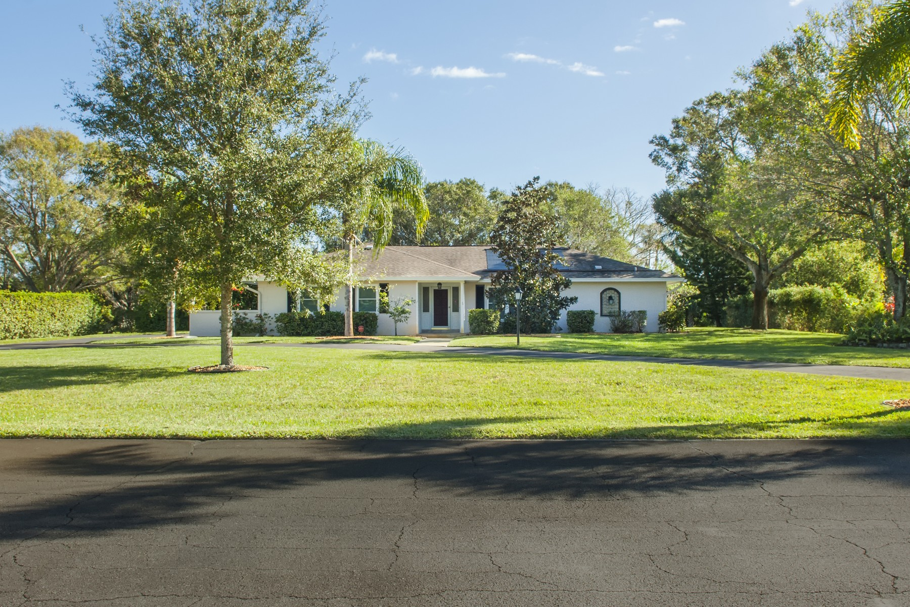 sales property at Lovely Pool Home on 1 Acre