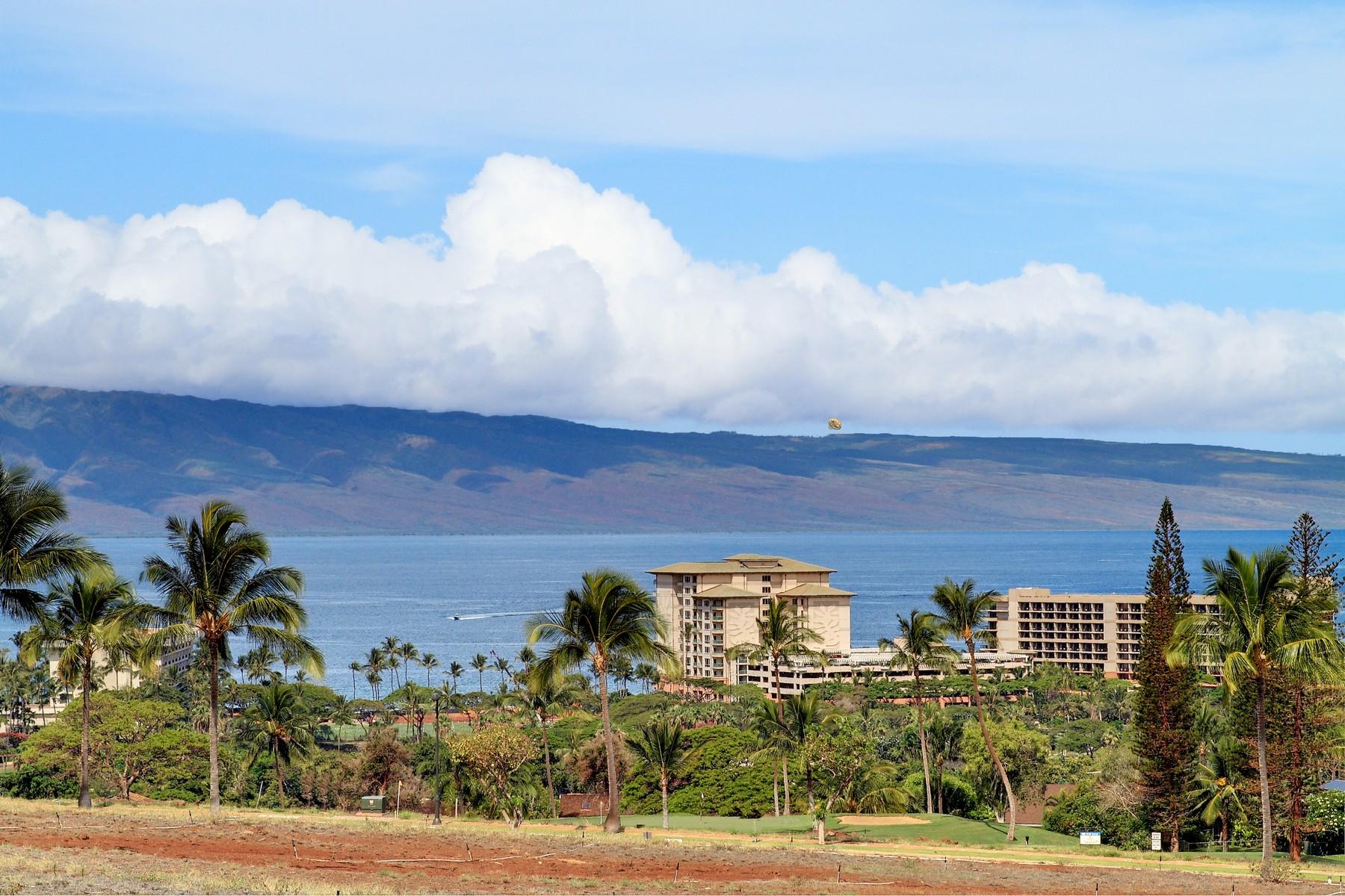 Terrain pour l Vente à Lanikeha, Luxury Island Lifestyle 65 Lolii Place Lanikeha Phase 1 Lot 36 Lahaina, Hawaii 96761 États-Unis