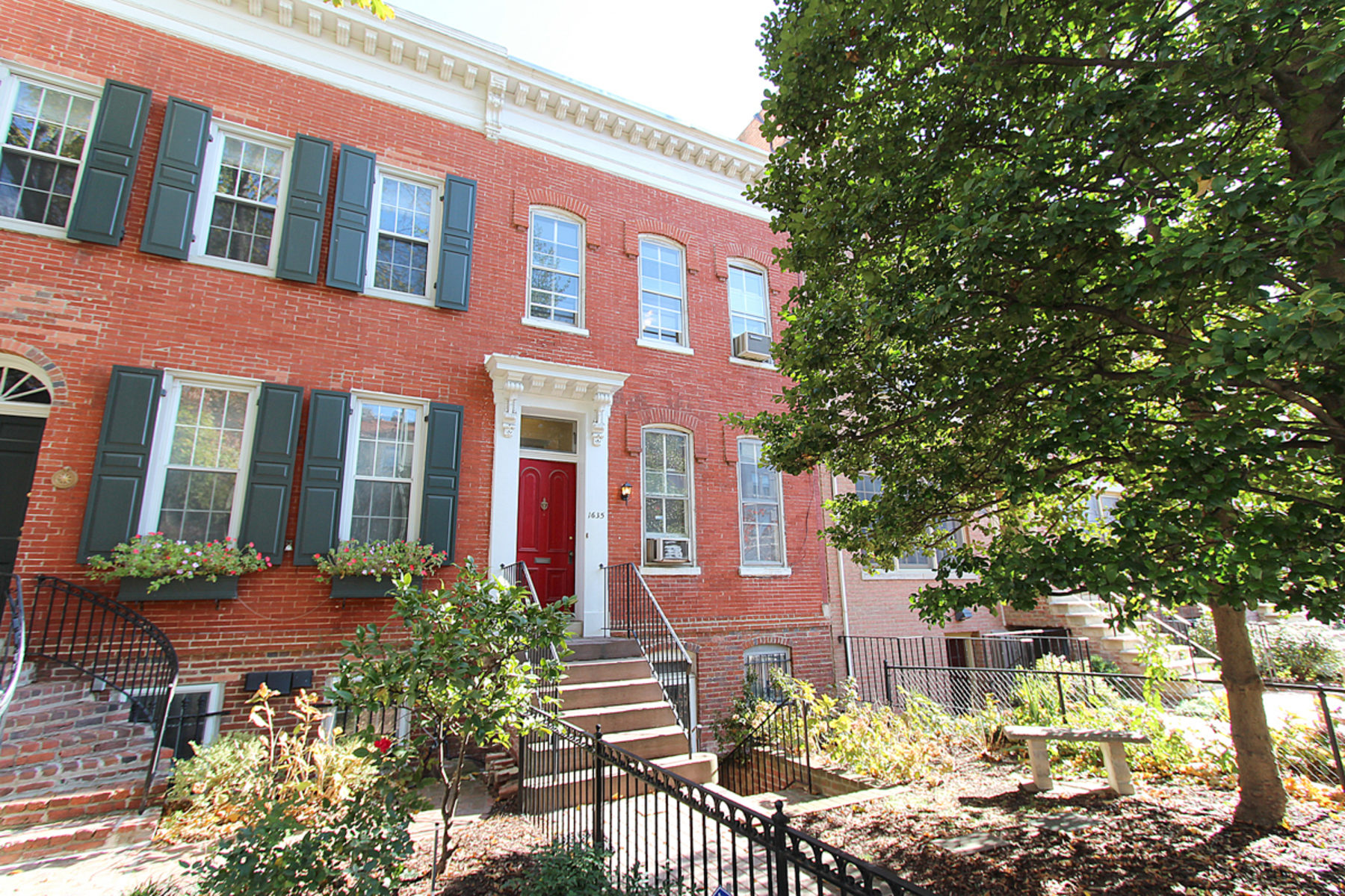 Townhouse for Rent at 1635 19th Street Nw, Washington Washington, District Of Columbia 20009 United States