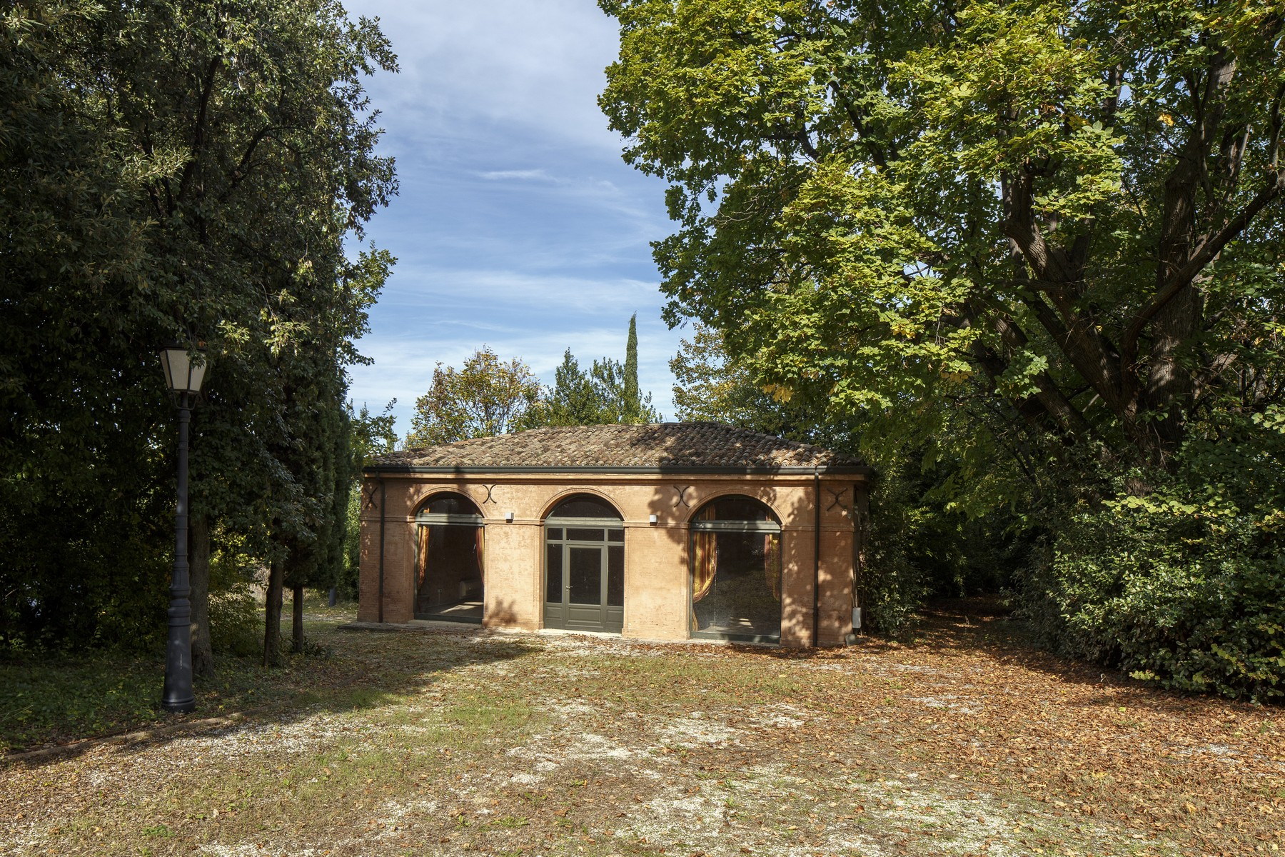 Additional photo for property listing at Villa Mattioli, a masterpiece of Poletti Vergiano, Rimini Italia