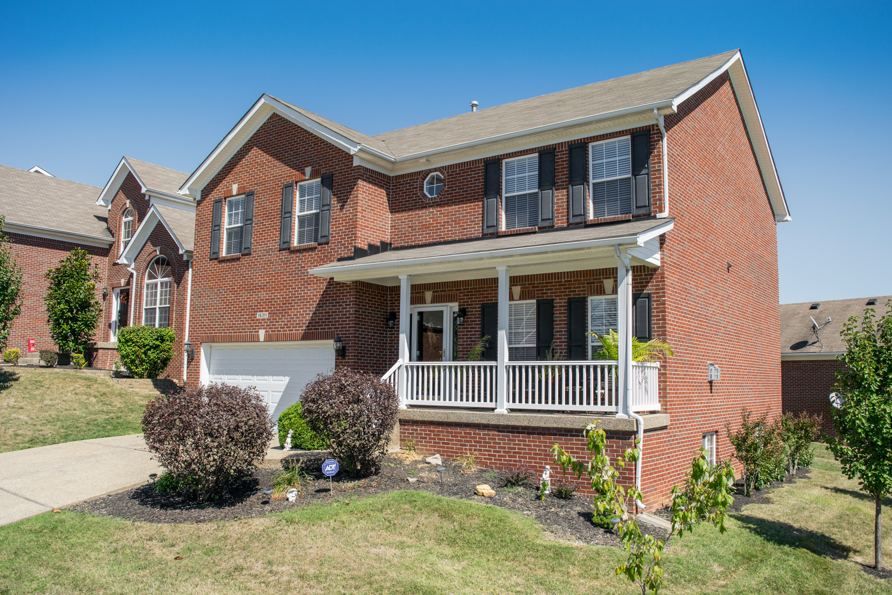 Single Family Home for Sale at 16311 Draw Rein Court Louisville, Kentucky 40245 United States