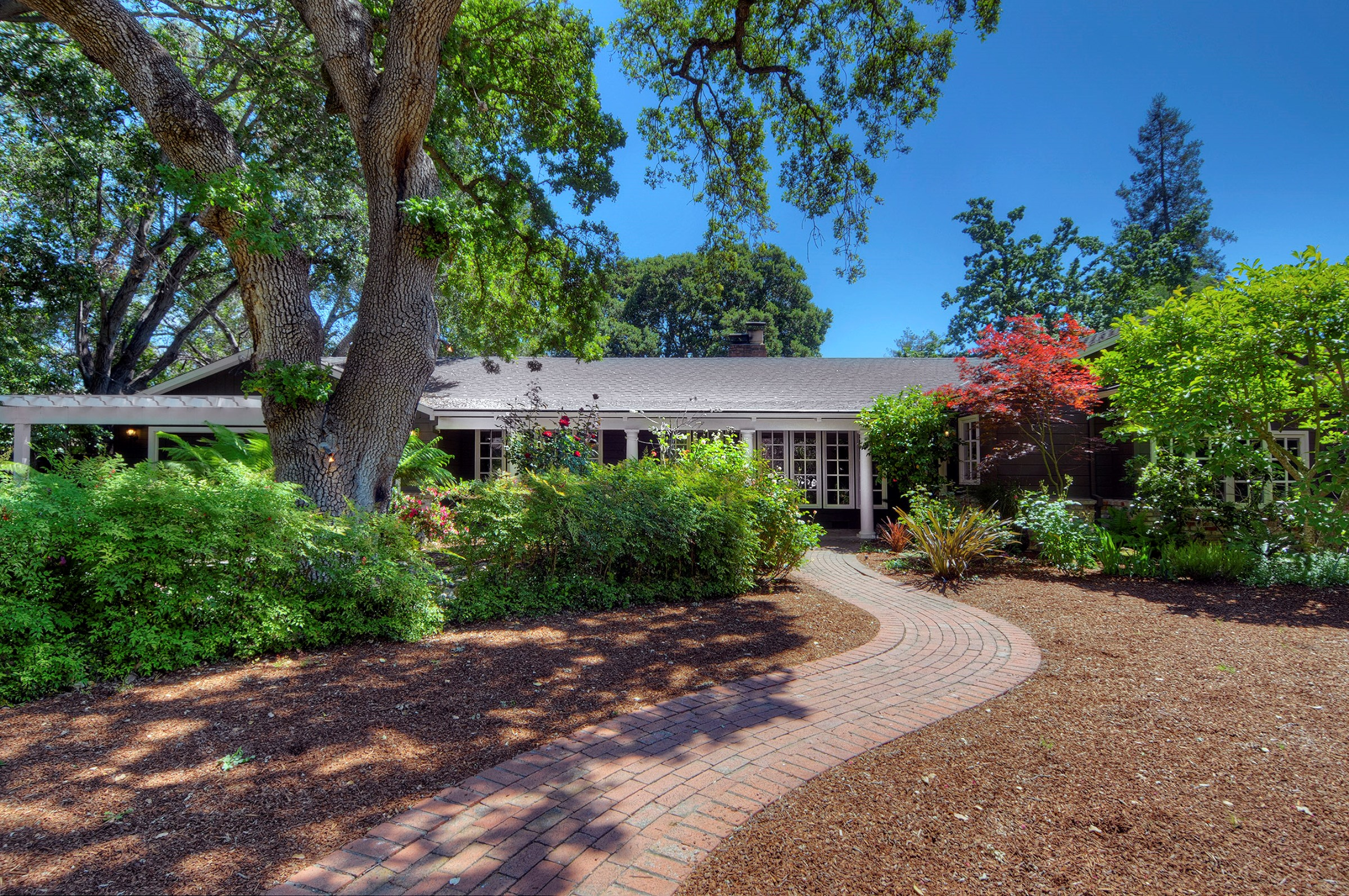 sales property at 639 Edgewood Road, Redwood City