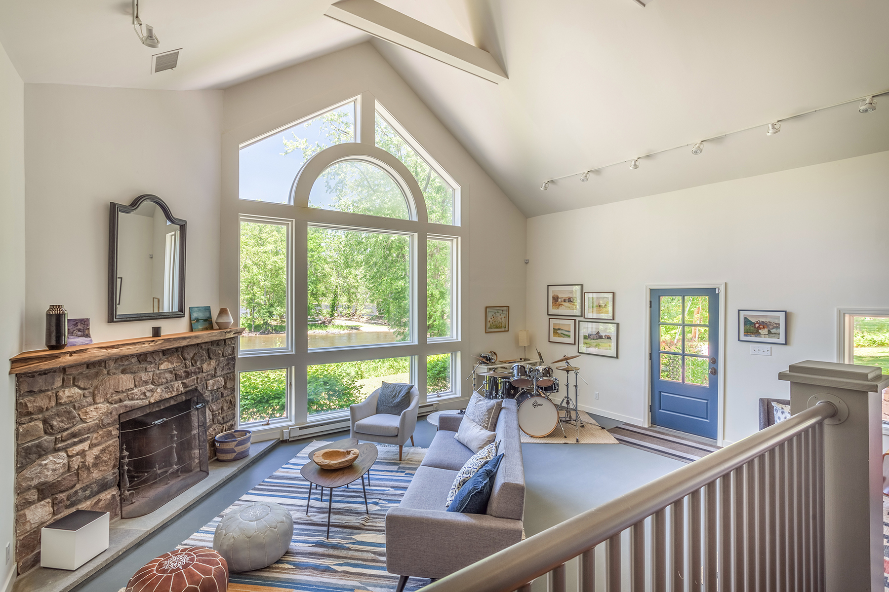 Single Family Home for Sale at New Hope, PA 3064 River Rd New Hope, Pennsylvania, 18938 United States