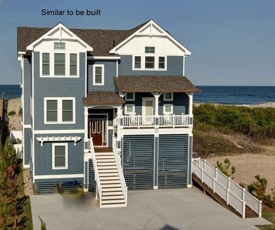 Single Family Home for Sale at Ocean Sands 605 Tide Arch Corolla, North Carolina, 27927 United States
