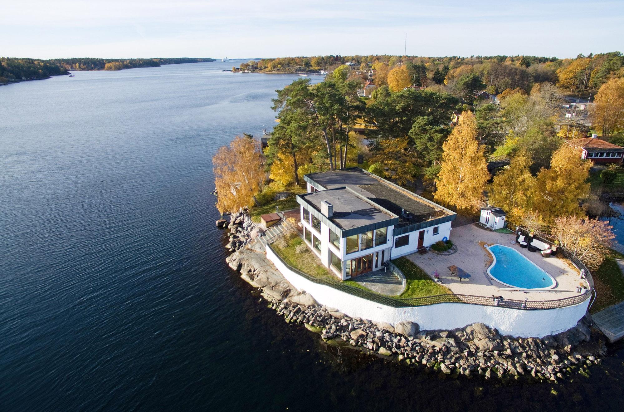 단독 가정 주택 용 매매 에 Private island with a bridge Täckholmen Other Stockholm, Stockholm 76019 스웨덴