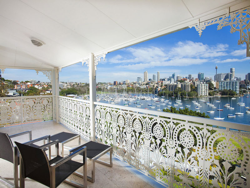 Maison unifamiliale pour l Vente à Darling Point Sydney, New South Wales 2027 Australie