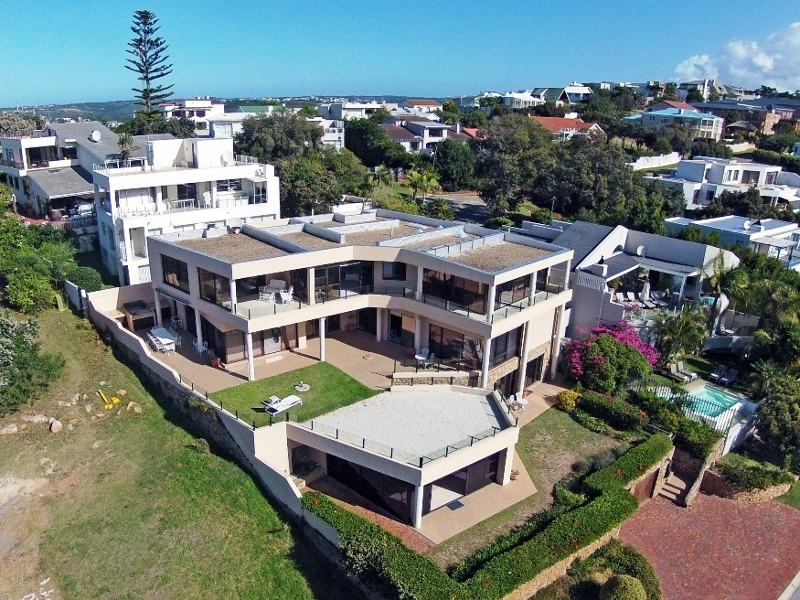 Single Family Home for Sale at Magnificent Sea View Home Plettenberg Bay, Western Cape 6600 South Africa