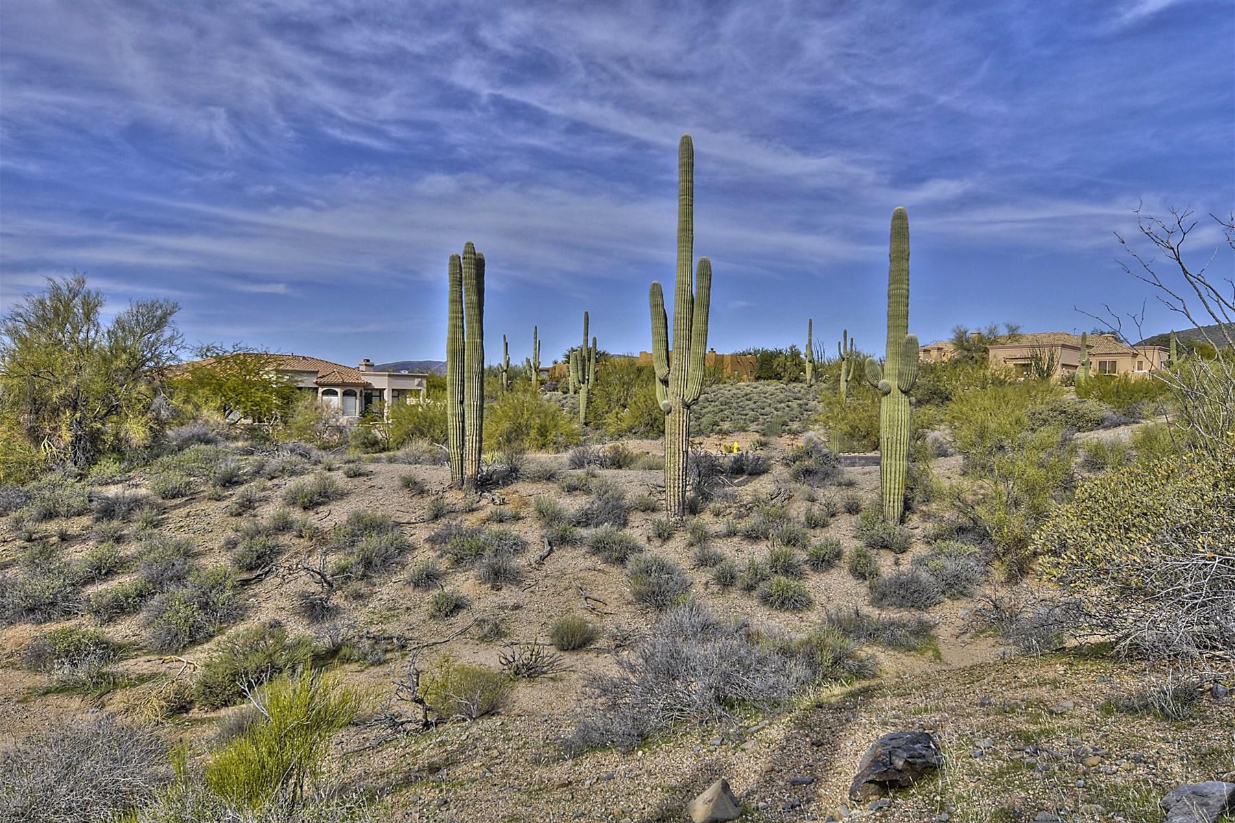 Land for Sale at Mountain Views 7555 E Travois Trl #8 Carefree, Arizona, 85377 United States