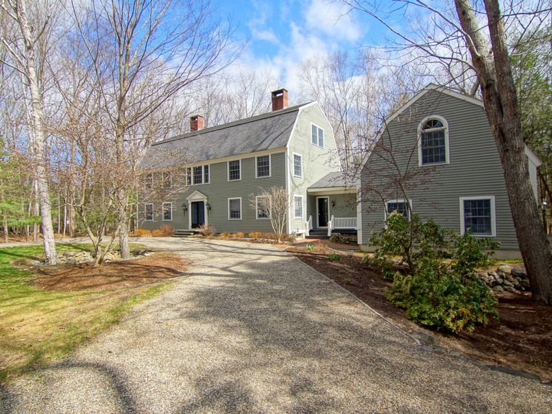 Property For Sale at Classic Gambrel Meets Uptown Style