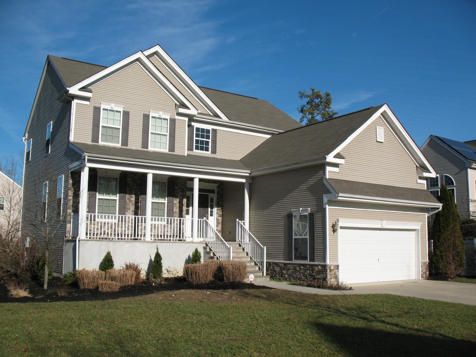 Casa Unifamiliar por un Alquiler en 100 Rockport Drive Egg Harbor Township, Nueva Jersey 08234 Estados Unidos