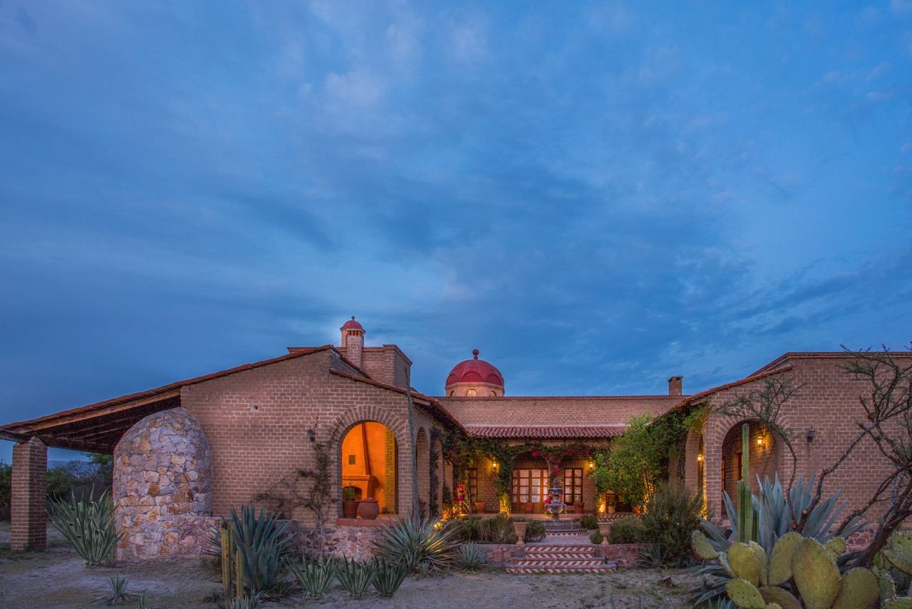 Single Family Home for Sale at Casa Los Charcos Country Property, San Miguel De Allende, Guanajuato Mexico