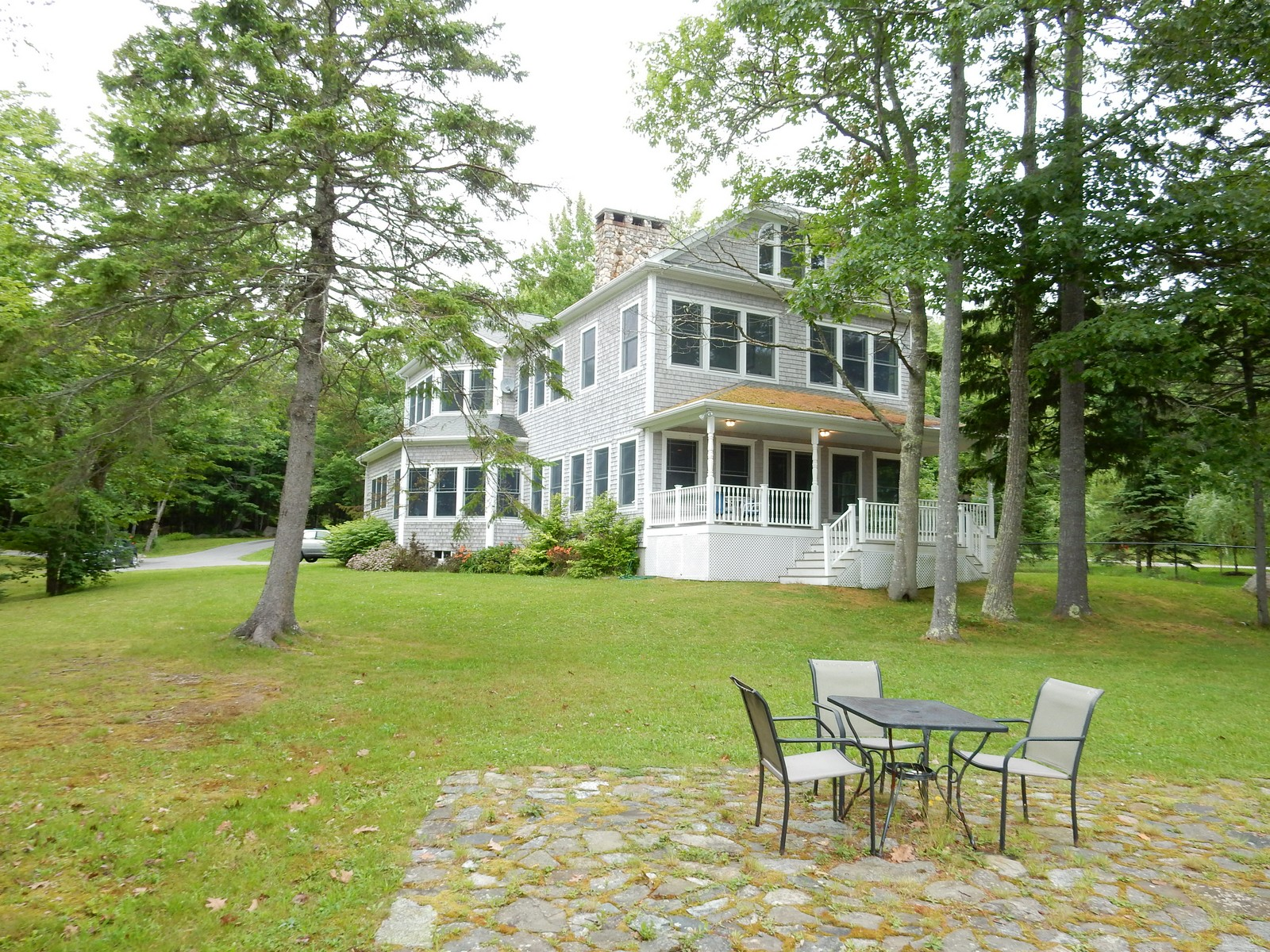 Villa per Vendita alle ore Edgewater 34 Viking Trail Lane Surry, Maine, 04684 Stati Uniti