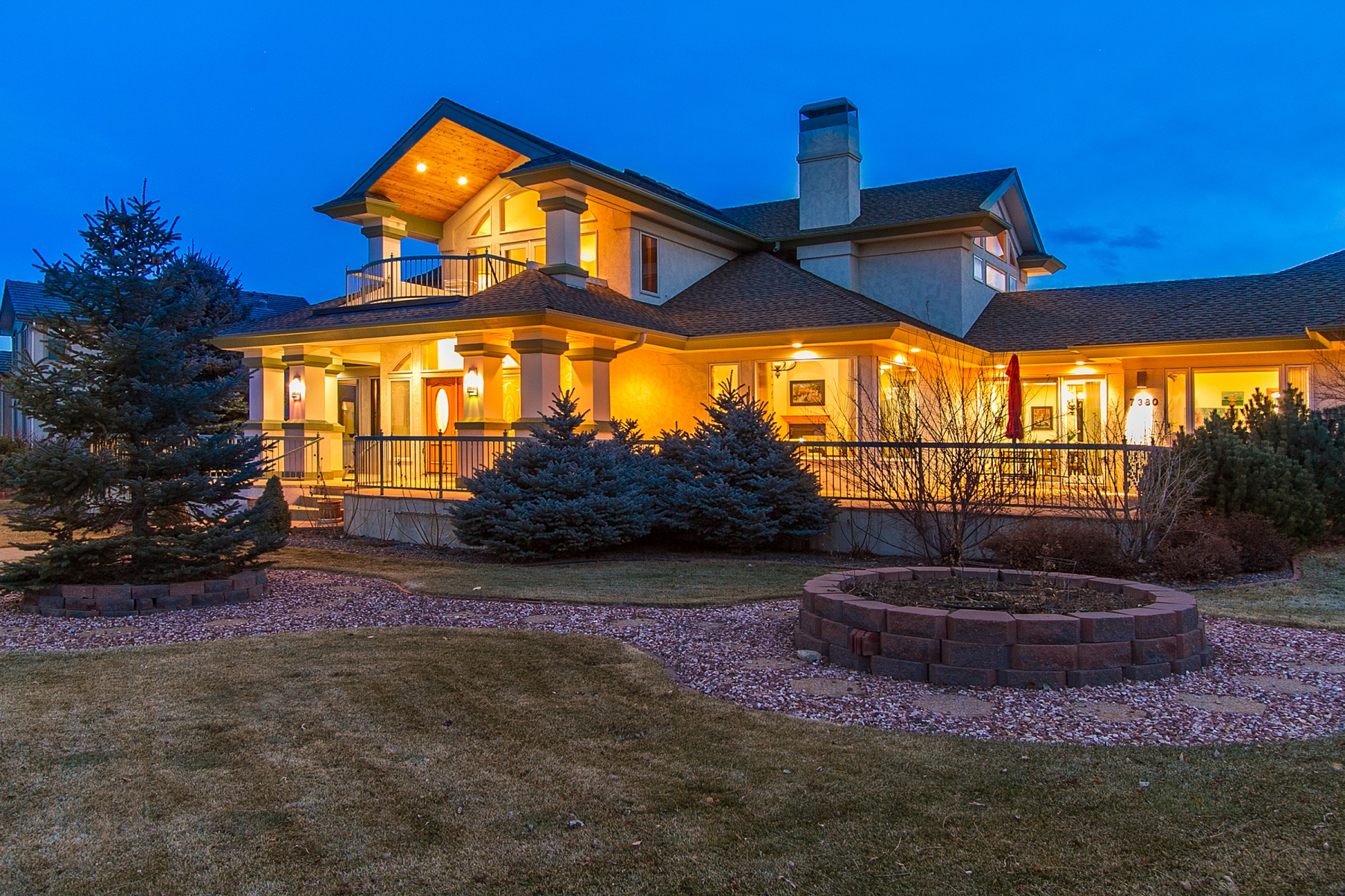 Single Family Home for Sale at Million Dollar Flatiron Views 7380 Panorama Dr Boulder, Colorado 80303 United States