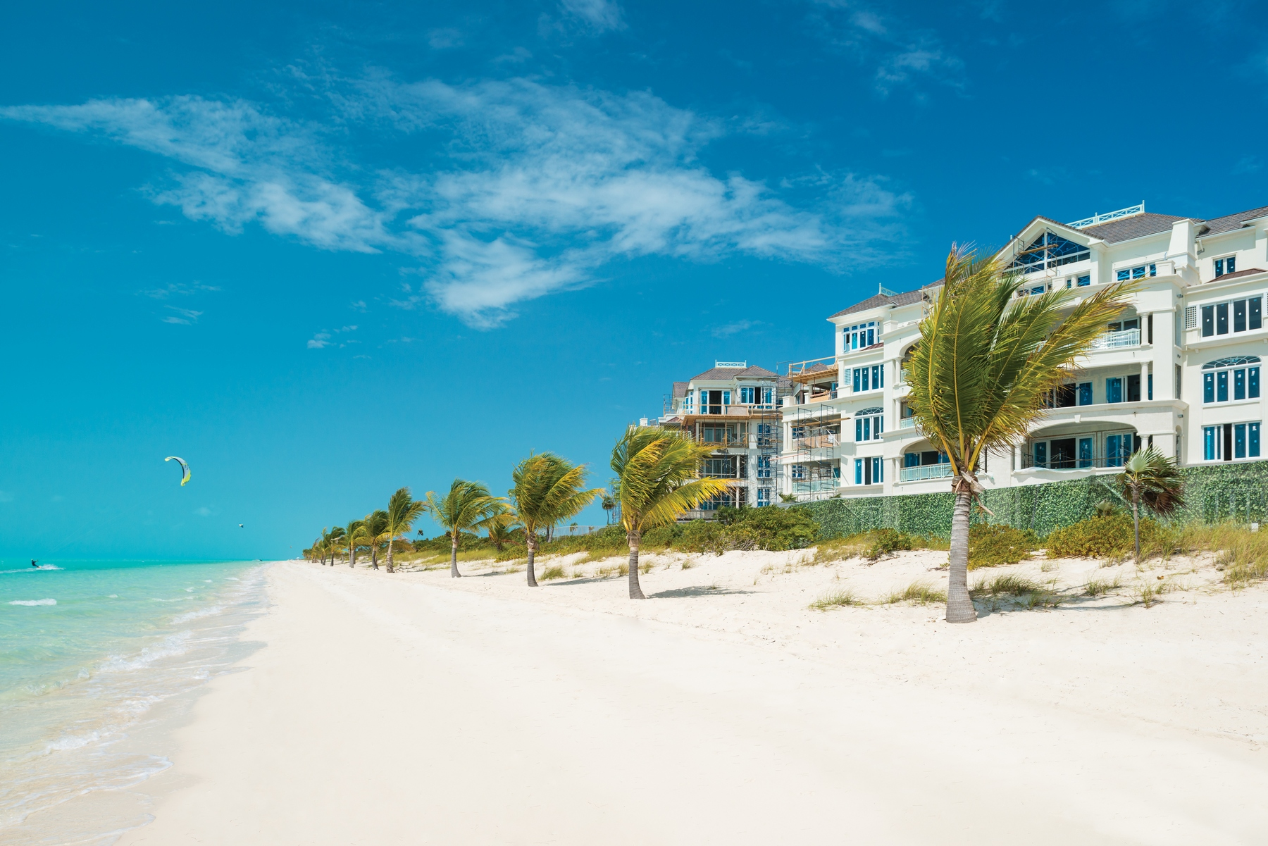 Condominium for Sale at The Shore Club ~ Suite 1202 Beachfront Long Bay, Providenciales TCI Turks And Caicos Islands