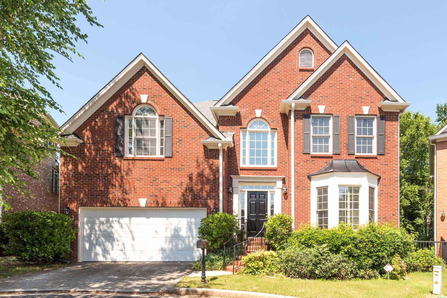 獨棟家庭住宅 為 出售 在 Best value for Northlake area: cul-de-sac, square footage, convenient to 285/85 2429 Mill Ridge Walk Atlanta, 喬治亞州, 30345 美國