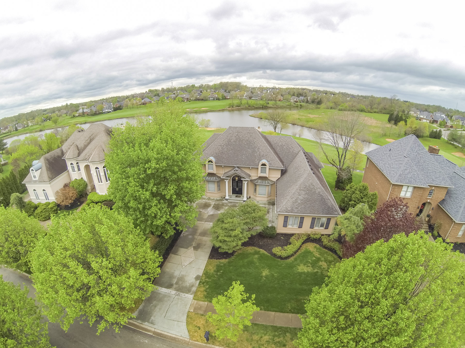 Single Family Home for Sale at 1610 Polo Club Court Louisville, Kentucky 40245 United States