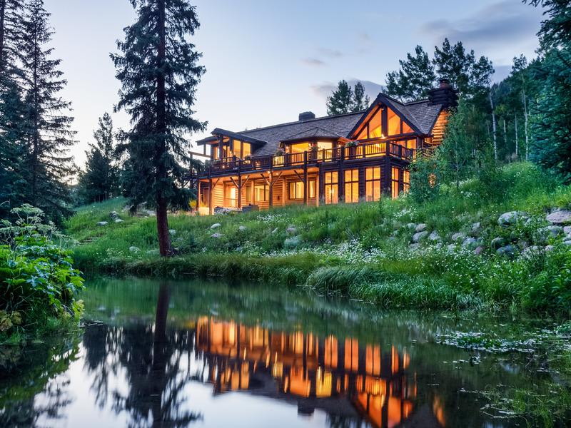 Nhà ở một gia đình vì Bán tại Fall Creek Road 33 Fall Creek Road Aspen, Colorado 81611 Hoa Kỳ