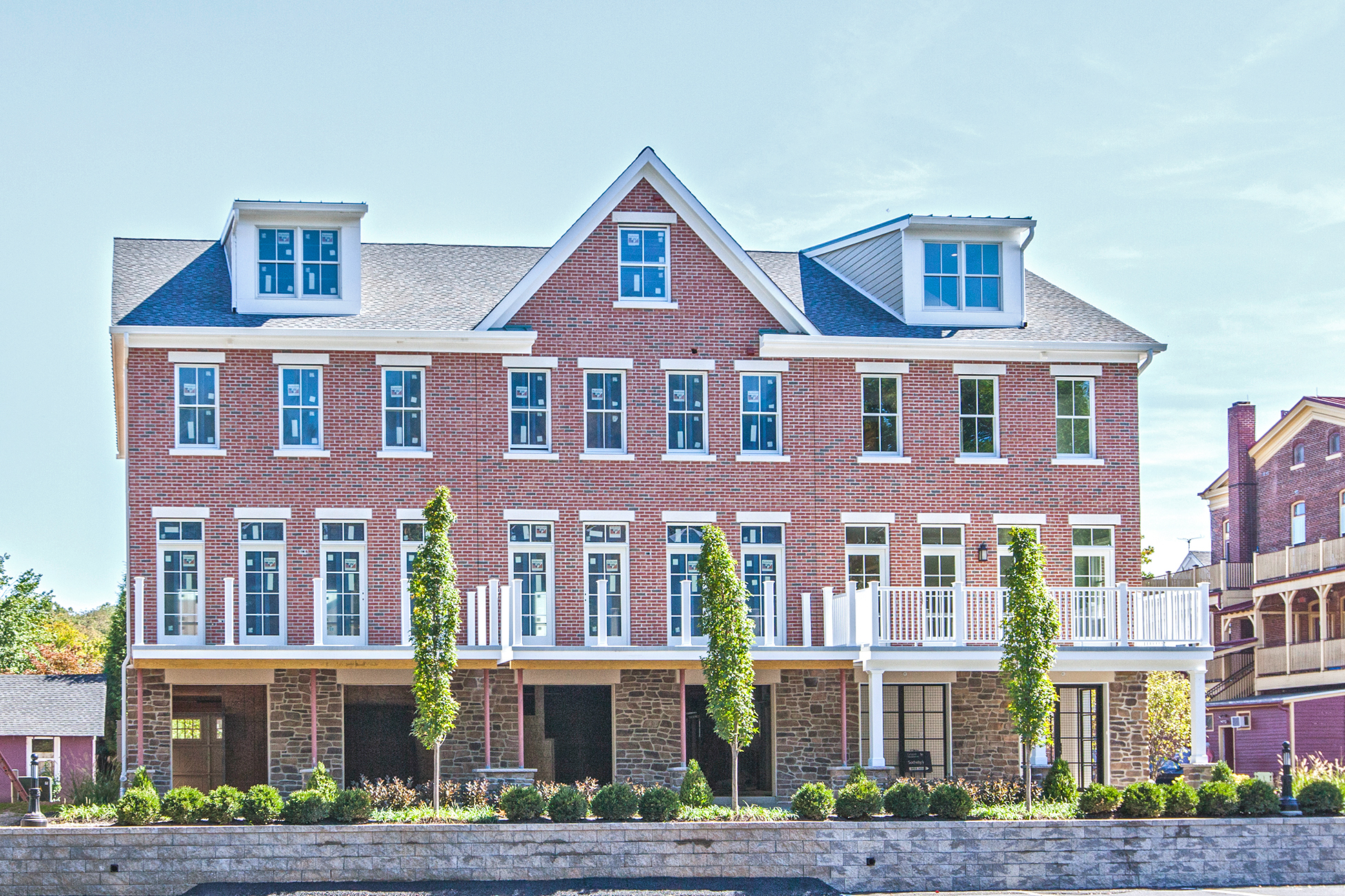 sales property at Twenty Outstanding Waterfront Townhouses