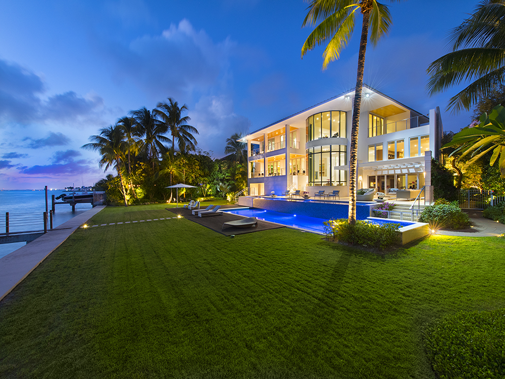 Property For Sale at 500 S Mashta Drive, Key Biscayne, FL 33149