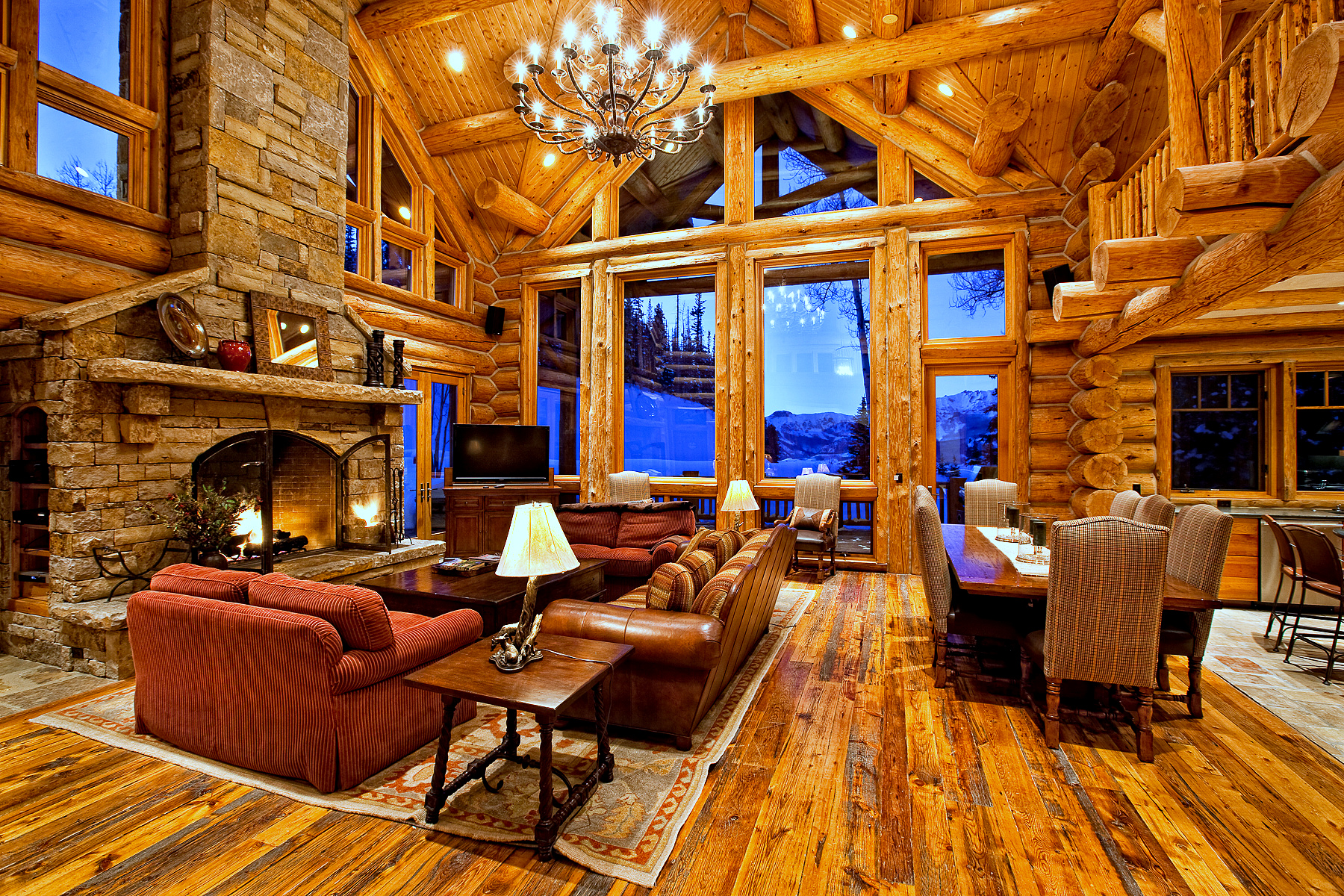 Villa per Vendita alle ore 132 High Country Telluride, Colorado 81435 Stati Uniti
