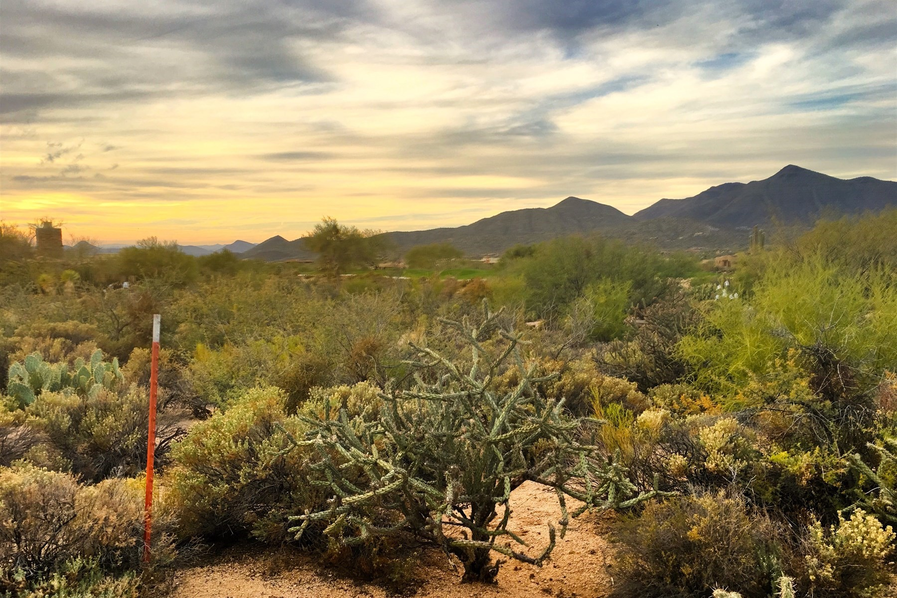 sales property at Residential lot in Desert Mountain's Village