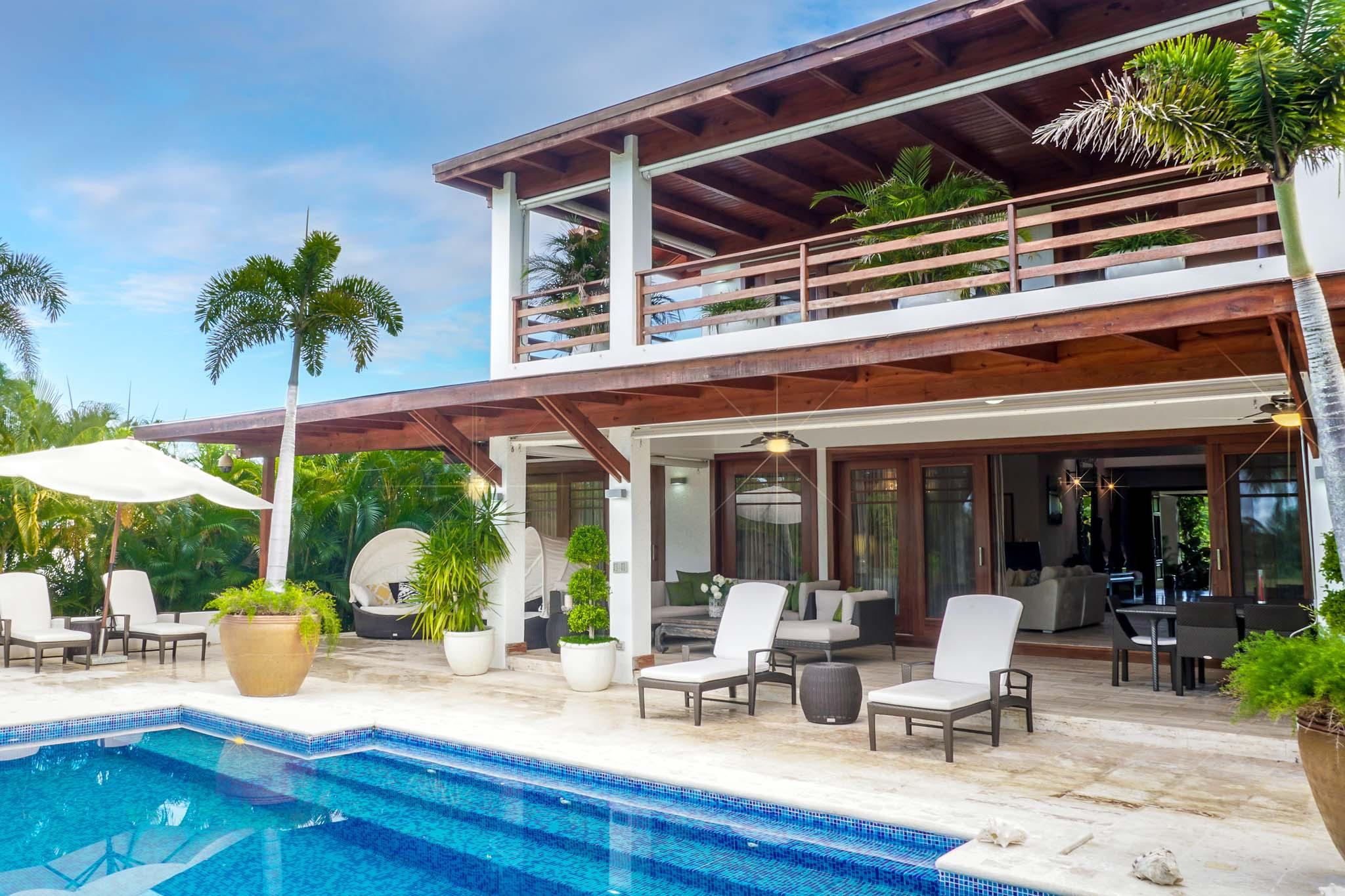 sales property at Modern Two-story Villa