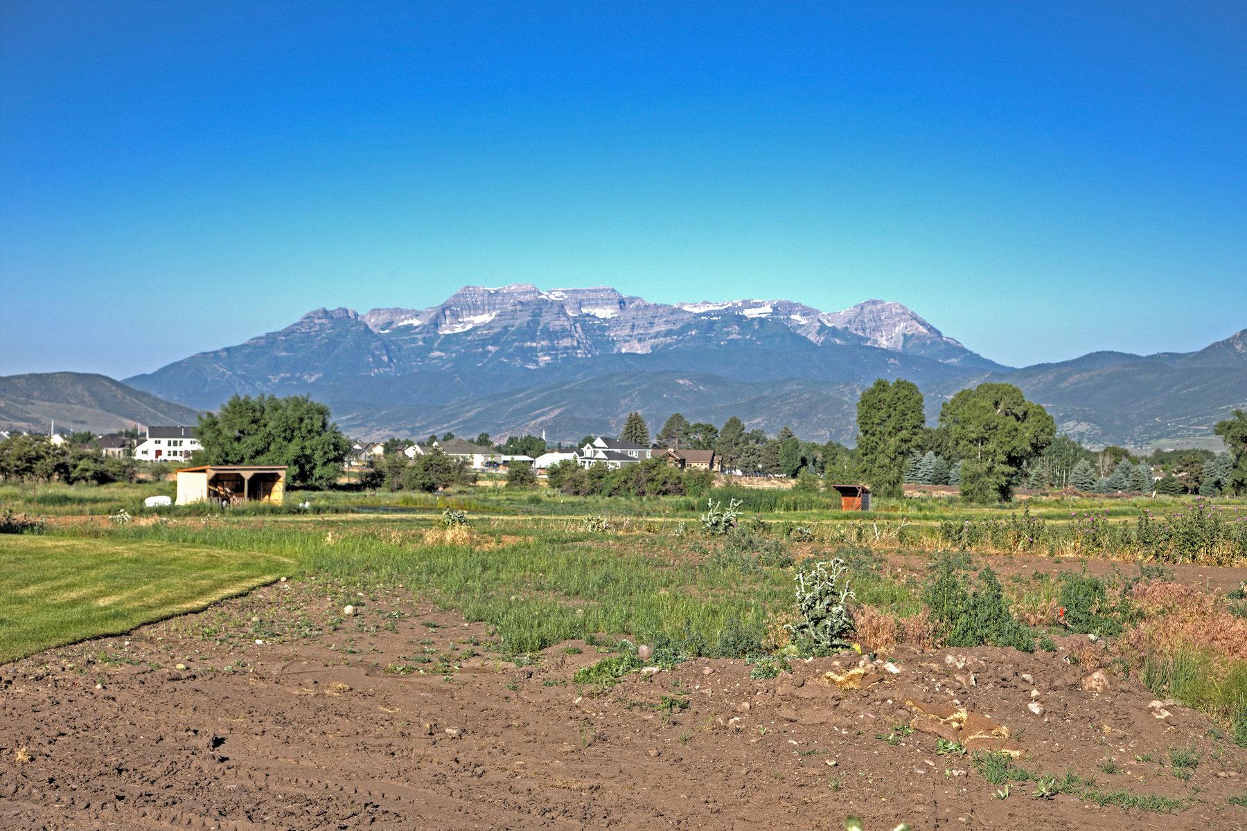 Terrain pour l Vente à Delightful Building Sites at Beaufontaine 1675 East 70 South Lot 38 Heber City, Utah 84032 États-Unis