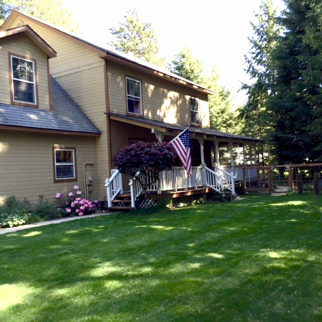 sales property at Private 5 bed, 2.5 bath home on 3.18 acres