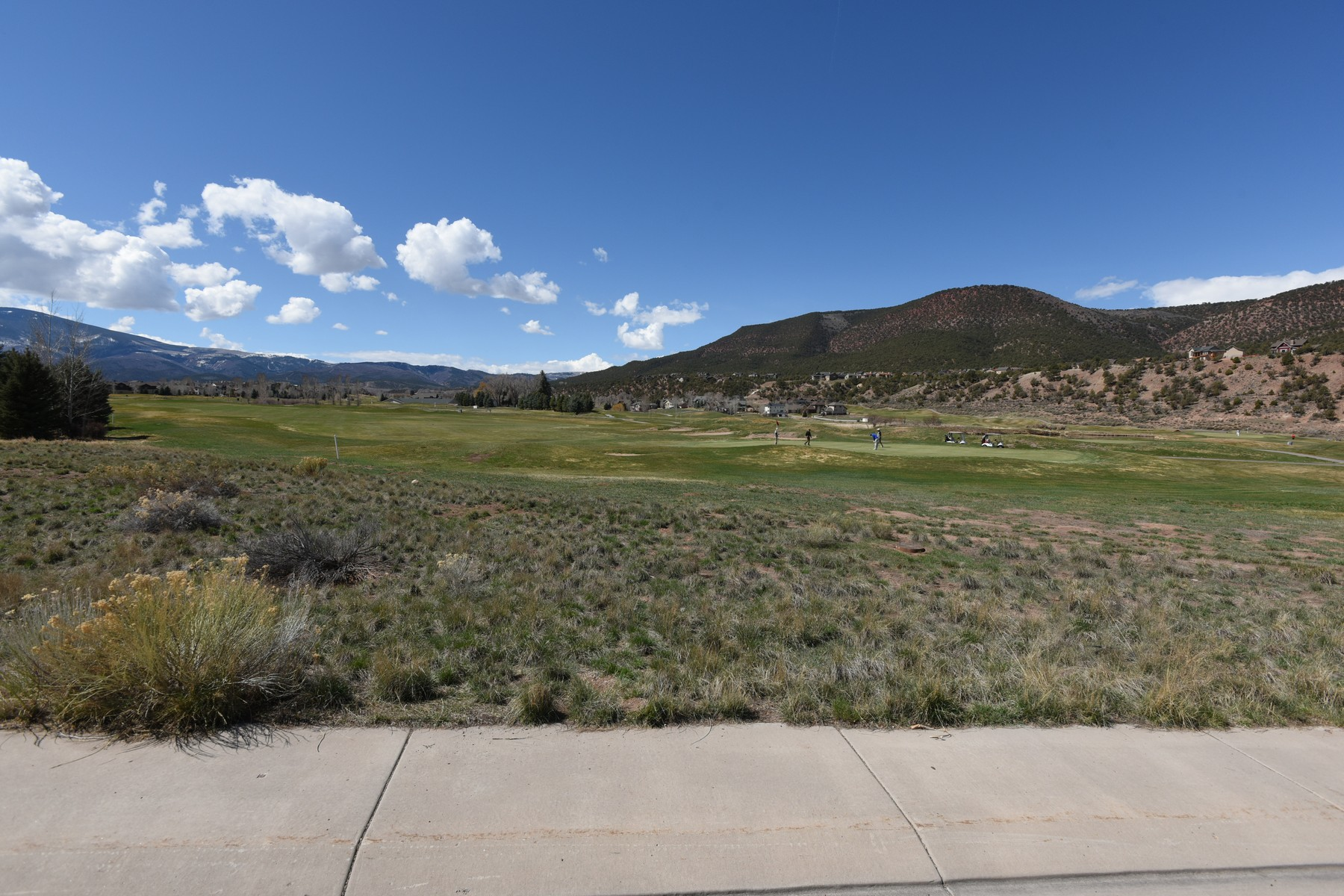 Terreno por un Venta en Beautiful Lot on Cotton Ranch Golf Course 100 Black Bear Dr. Gypsum, Colorado, 81637 Estados Unidos