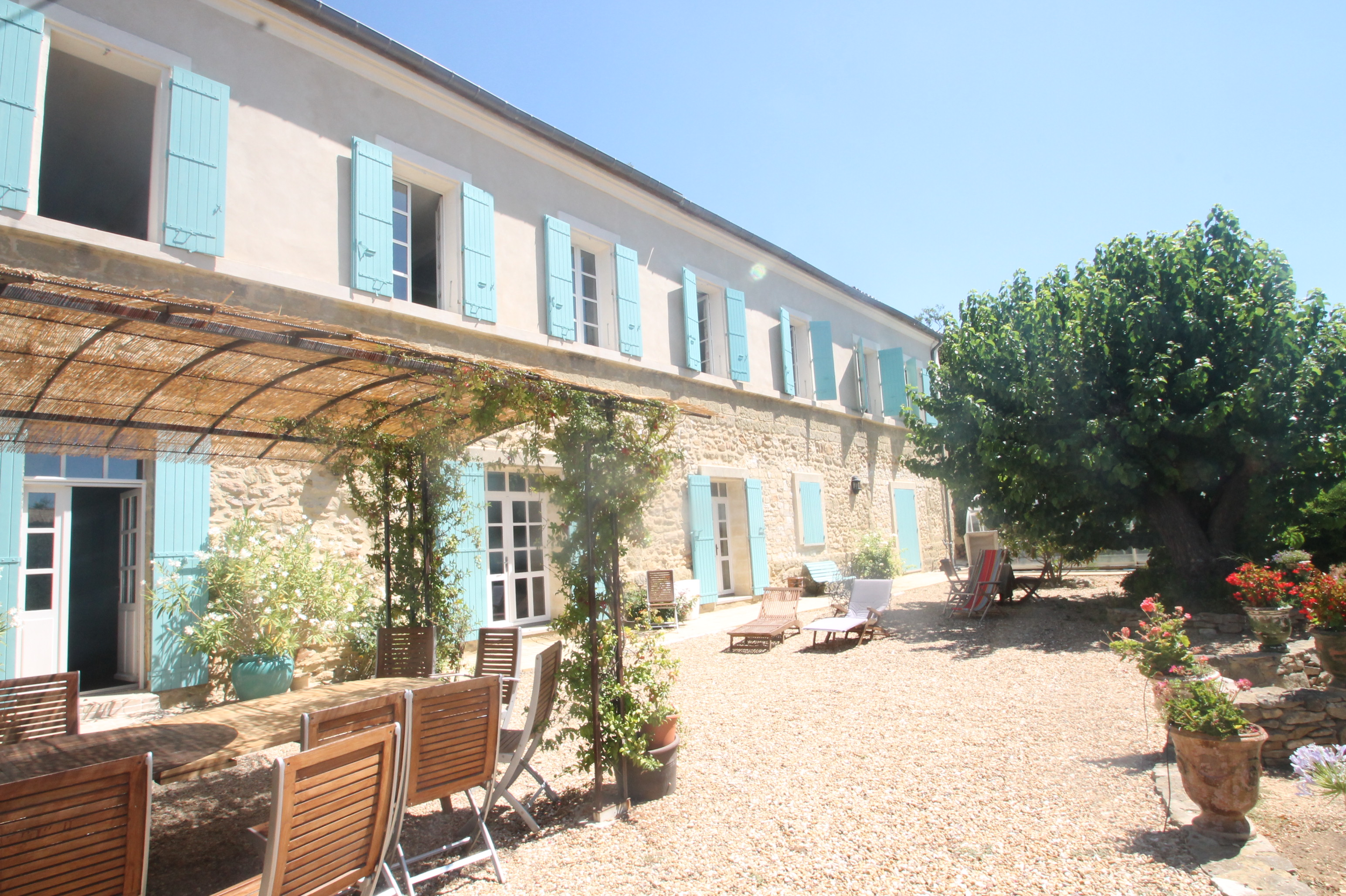 Single Family Home for Sale at MAISON DE FAMILLE PROCHE UZES Other Languedoc-Roussillon, Languedoc-Roussillon 30700 France