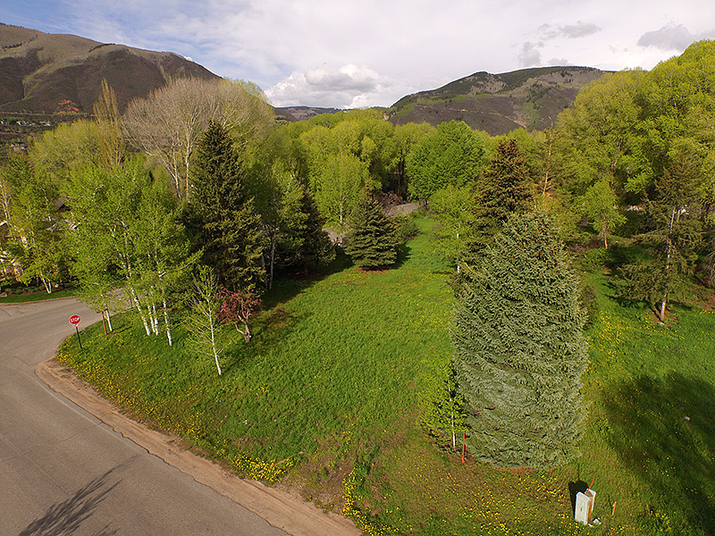 Land for Sale at Unique Development Opportunity in the West End TBD Smuggler Street Lot 2 West End, Aspen, Colorado 81611 United States