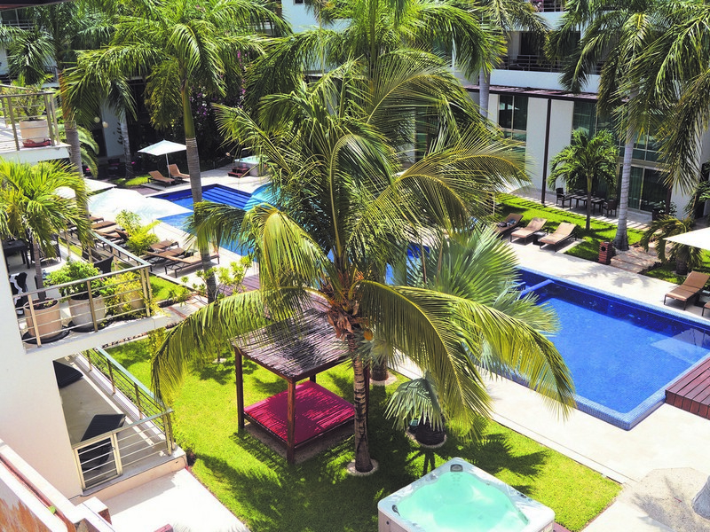 Apartment for Sale at REFINED VIA PENTHOUSEse Via 38 penthouse 5th Avenue North Bis & 38th Street Playa Del Carmen, Quintana Roo 77710 Mexico