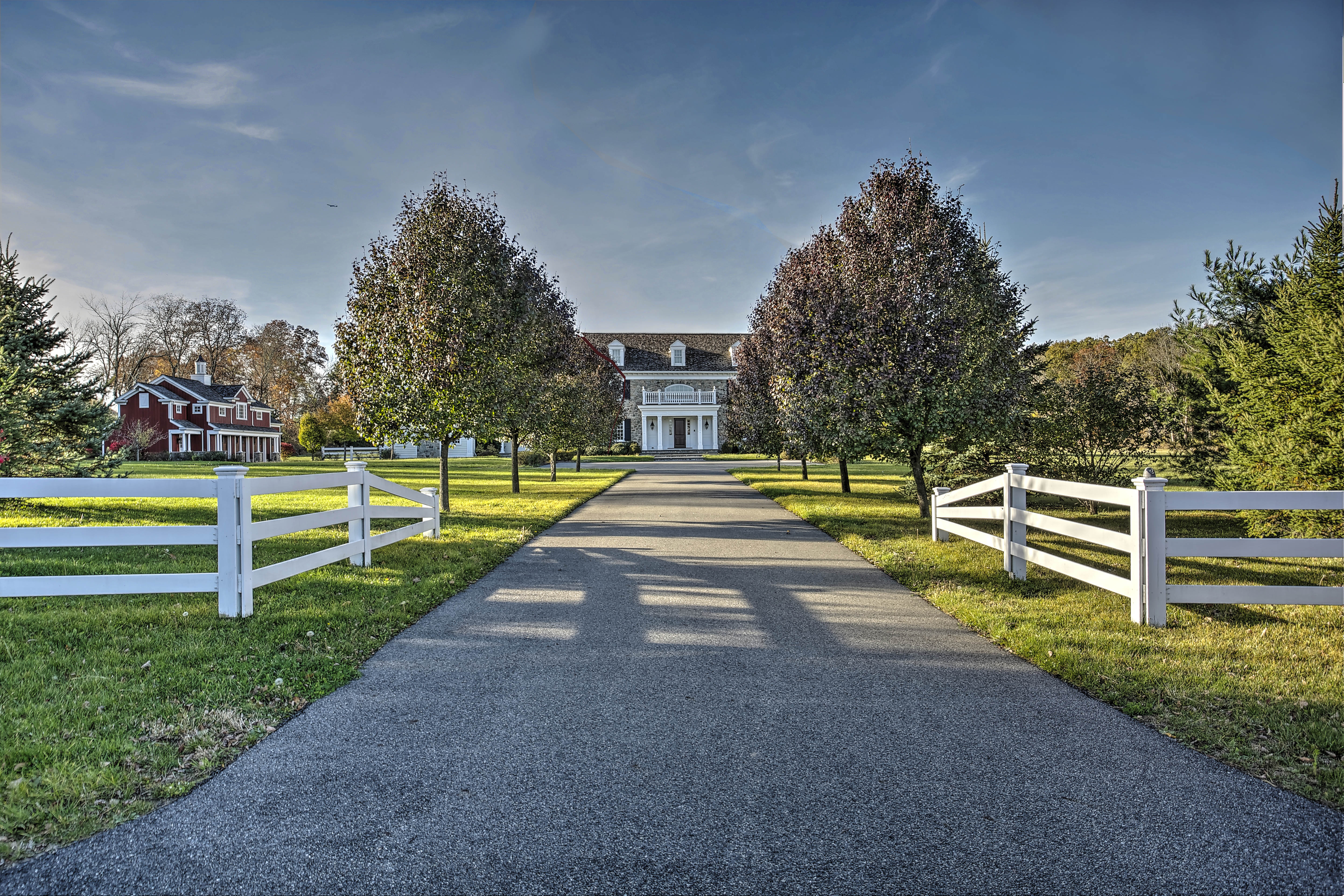 Single Family Home for Sale at Exceptional New Vernon Estate 30 Cherry Lane New Vernon, 07976 United States
