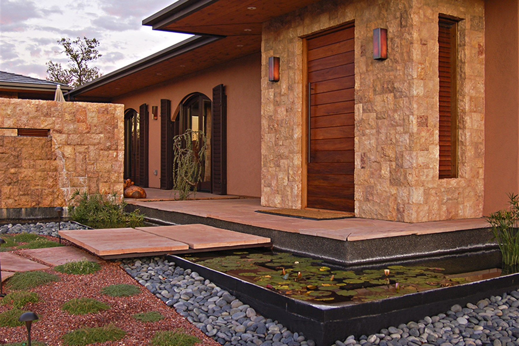 Casa para uma família para Venda às Zen Masterpiece Architecturally Designed With Conscious Green Living 2975 Red Hawk Rd Sedona, Arizona, 86336 Estados Unidos