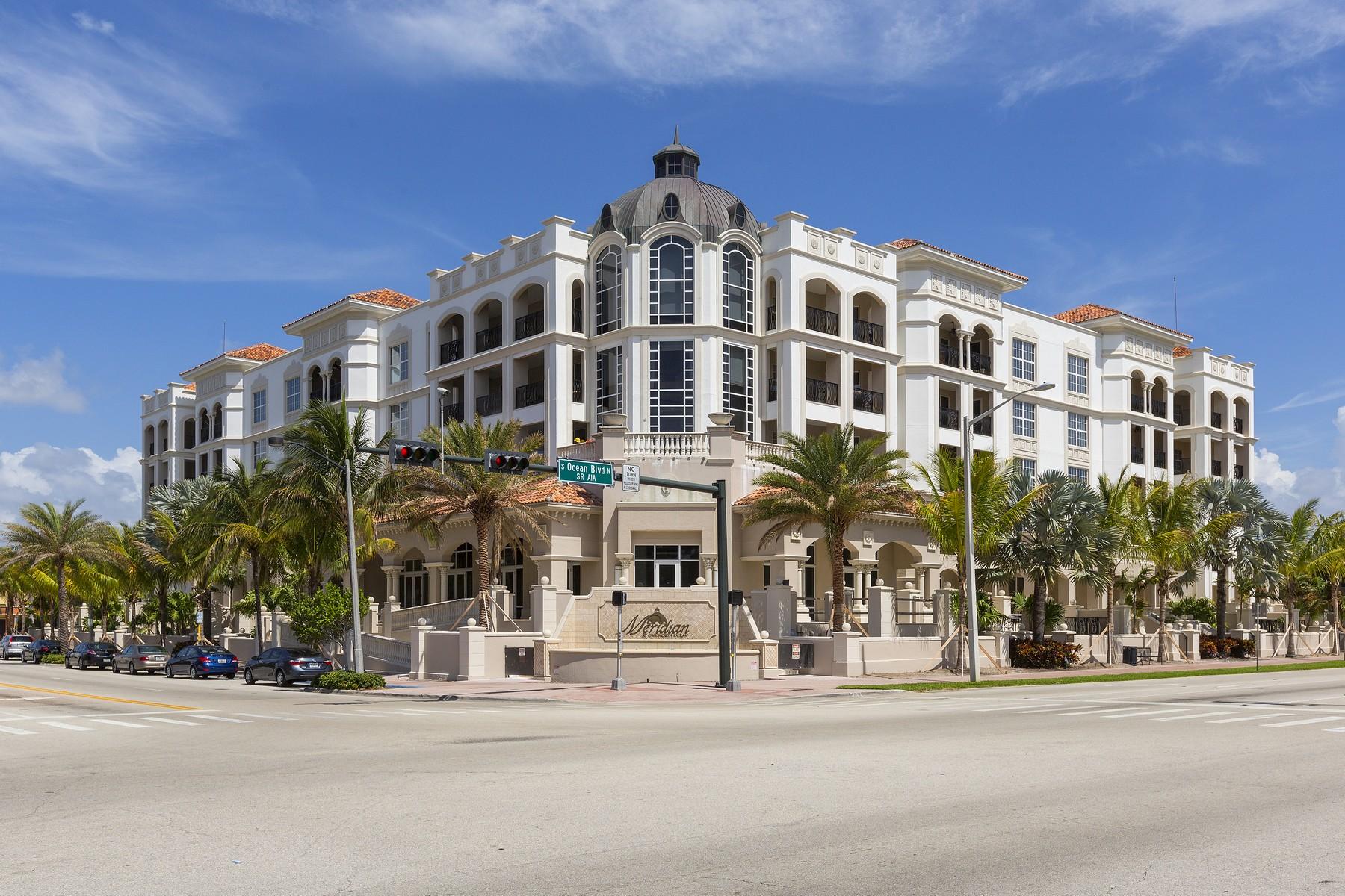 Condominio por un Venta en 1 N Ocean Blvd , 206, Boca Raton, FL 33432 1 N Ocean Blvd 206 Boca Raton, Florida 33432 Estados Unidos