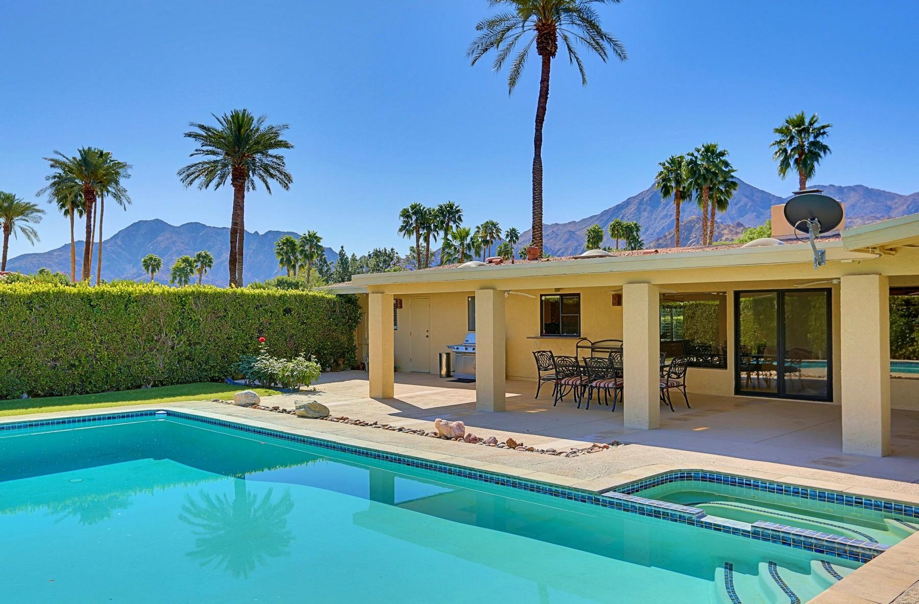 Einfamilienhaus für Verkauf beim 75250 Fairway Drive Indian Wells, Kalifornien, 92210 Vereinigte Staaten