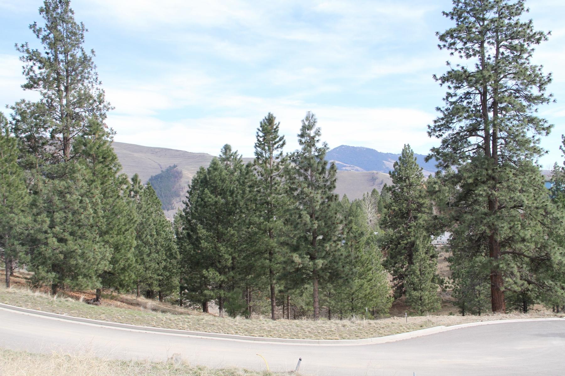 Terreno por un Venta en Ponderosa Heights Lot 18 Sugar Pine Place Lolo, Montana 59847 Estados Unidos