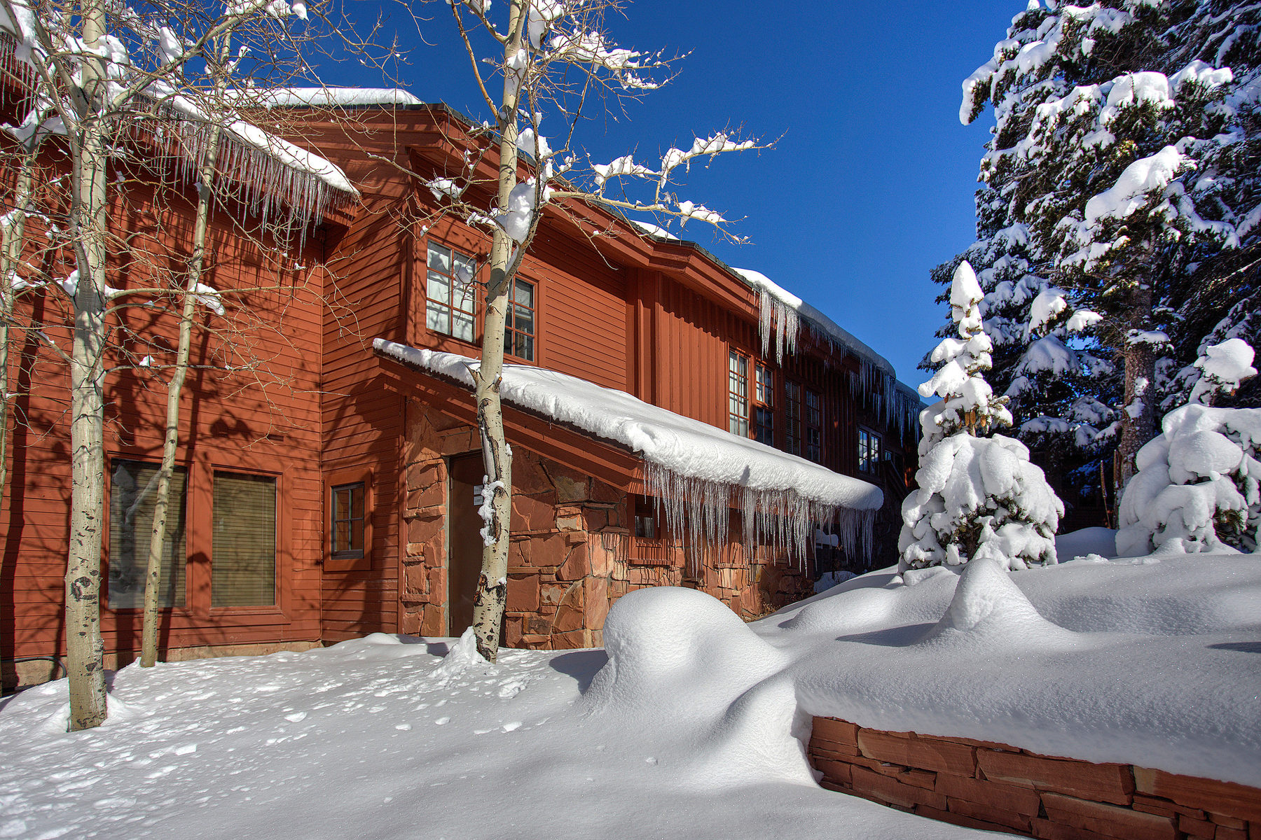 Single Family Home for Sale at Incredible Views & Direct Access to Last Chance/Success Ski Runs 8200 E Royal St #11 Park City, Utah 84060 United States
