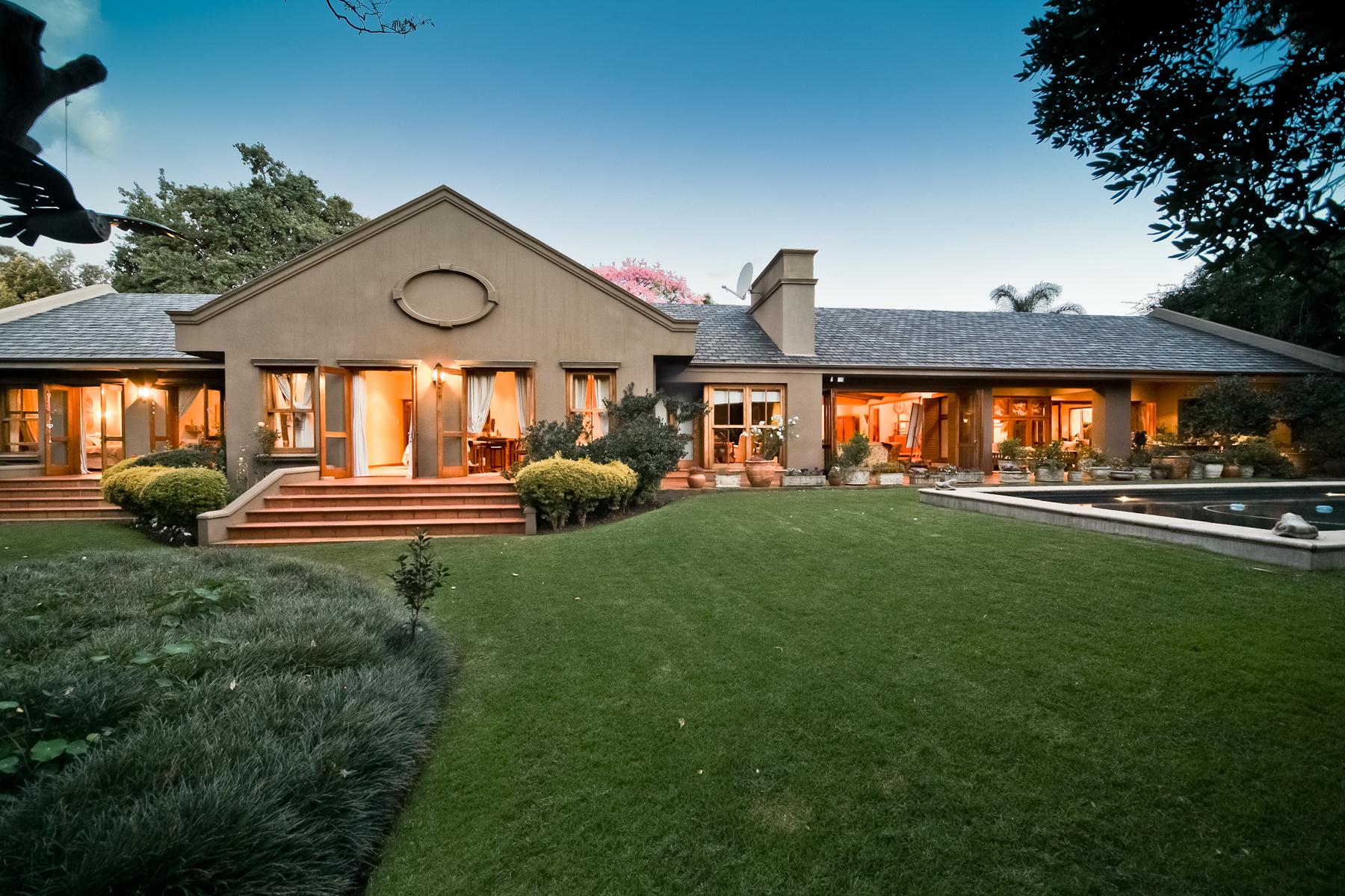 獨棟家庭住宅 為 出售 在 Linksfield North Johannesburg, 豪登省, 2007 南非