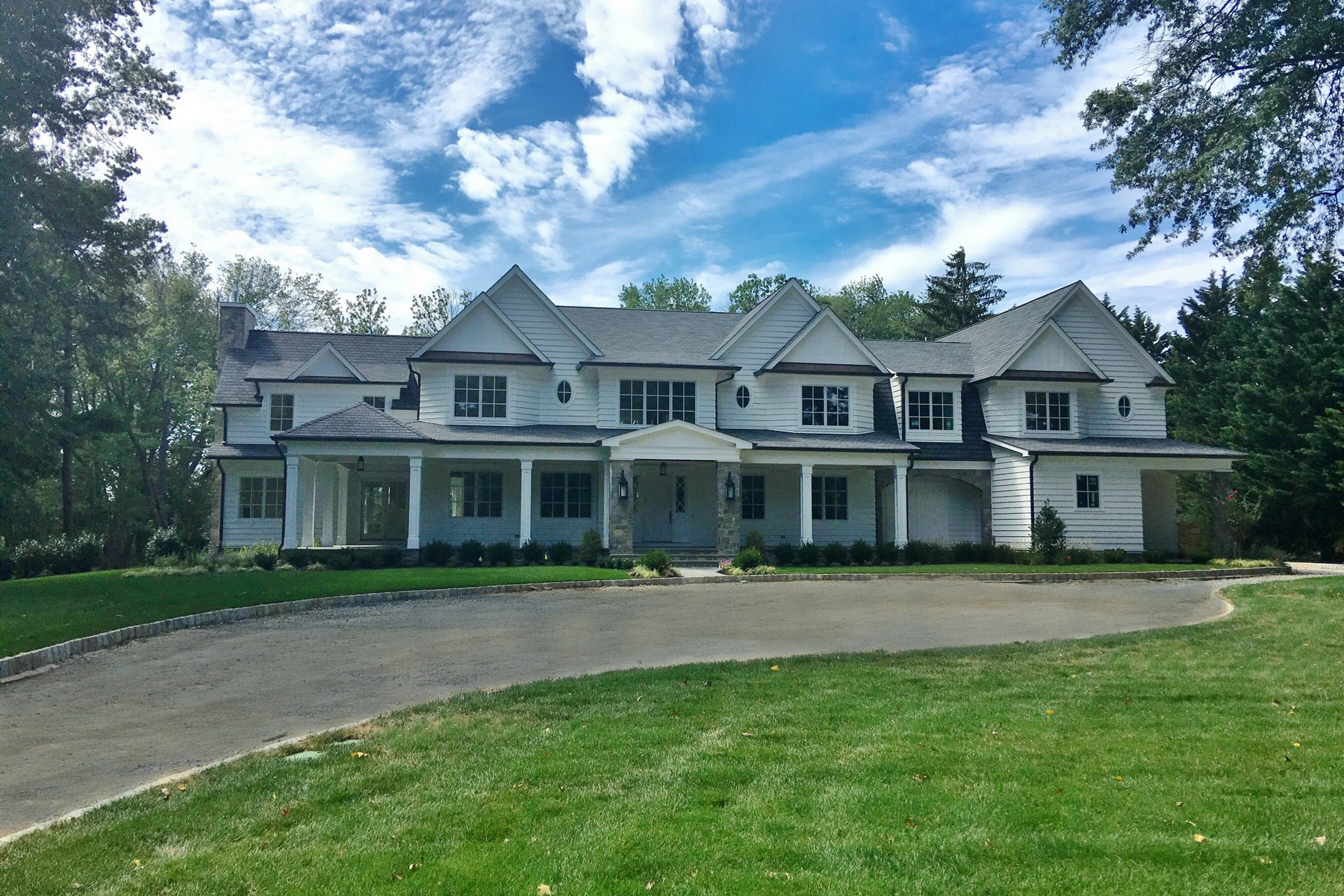 Single Family Home for Sale at Perfecting The Style of Living 20 Conover Ln Rumson, New Jersey, 07760 United States