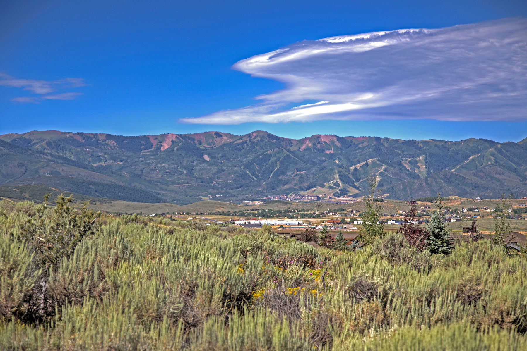 Land for Sale at Promontory Homesite Mountain Views 2698 E Bitter Brush Dr Park City, Utah 84098 United States