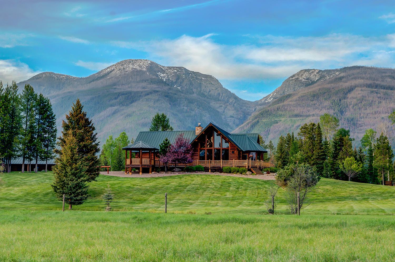 独户住宅 为 销售 在 870 Smith Meadows Lane 康登, 蒙大拿州, 59826 美国